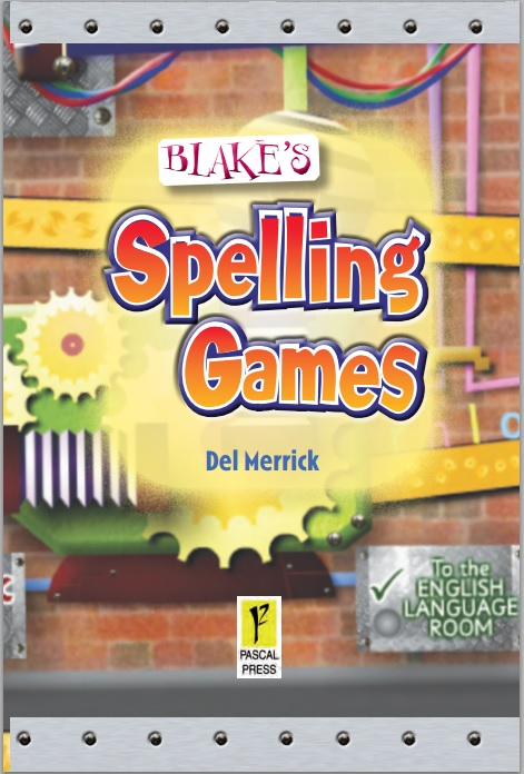 Spelling Games booklet cover