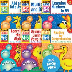 Back to School Book List For Kindergarten/Prep