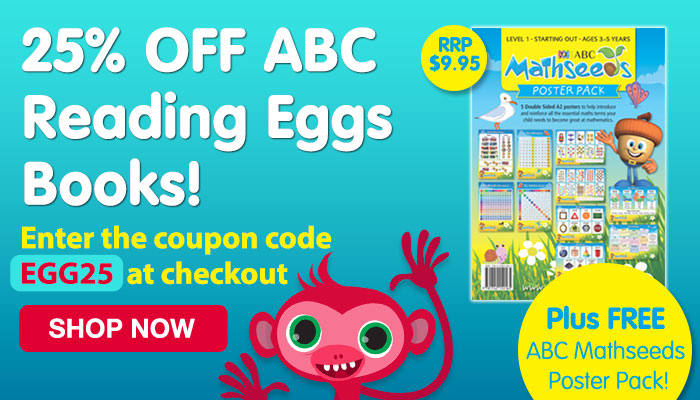 Reading Eggs Promo Code & Deal
