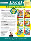 Excel Primary Catalogue 2017