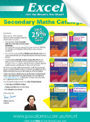 Excel Secondary Maths Catalogue 2017