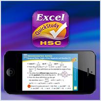 Excel HSC Quick Study Apps