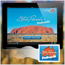 Steve Parish Free Postcard App