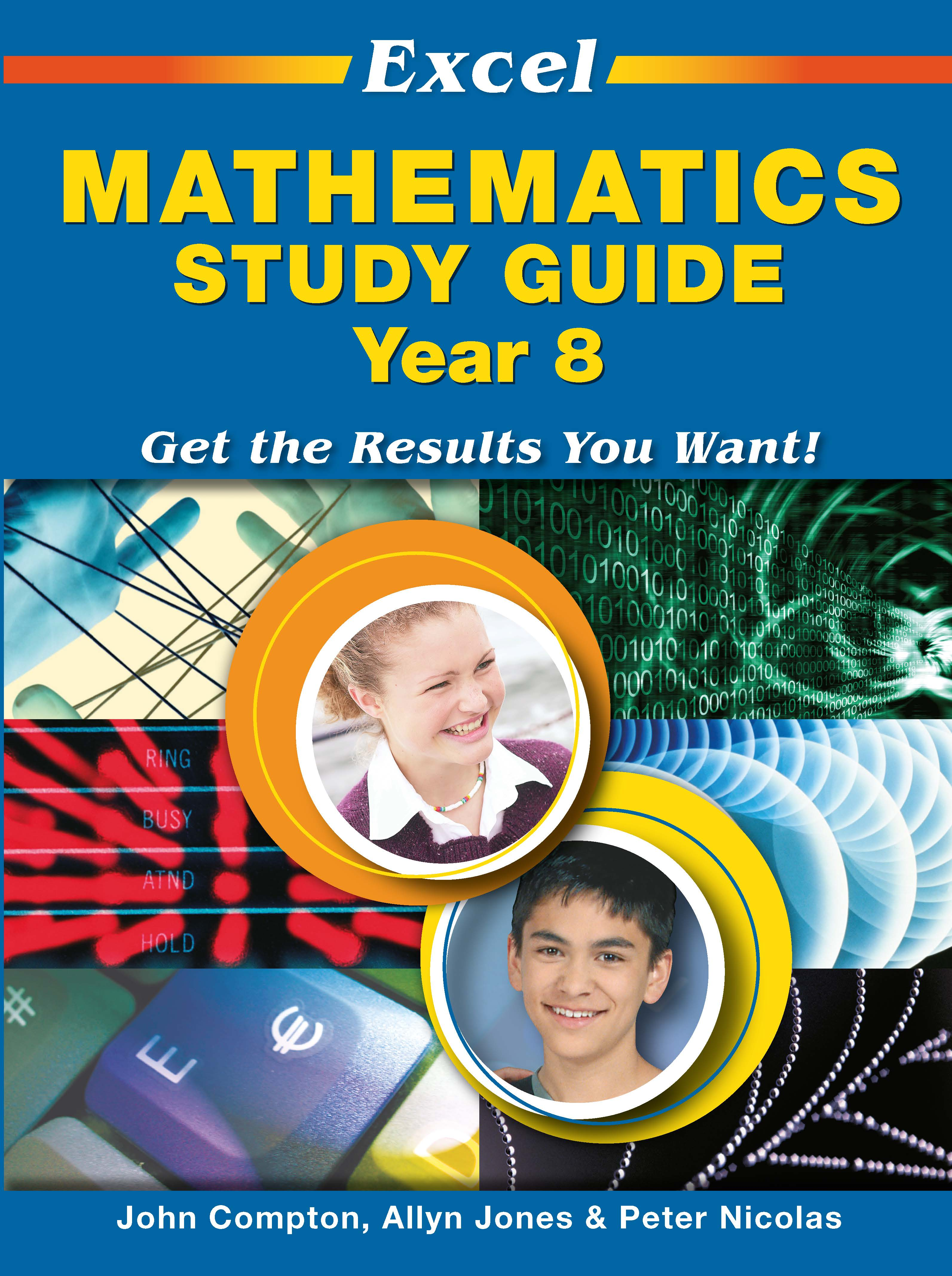 Excel Mathematics Study Guide Year 8