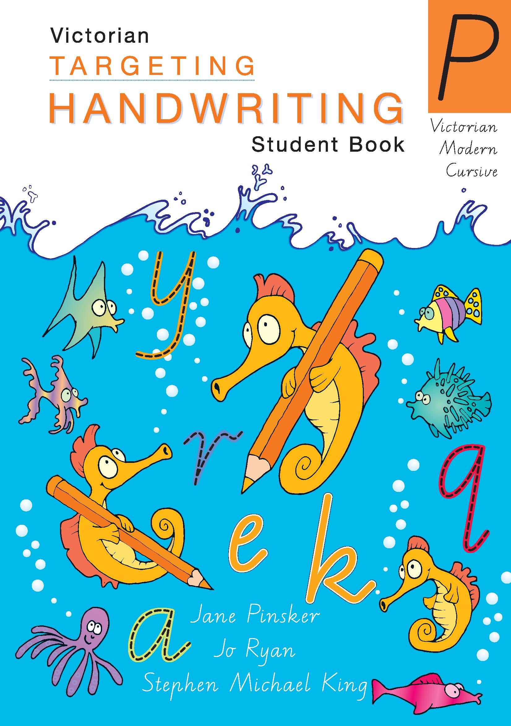 VIC Targeting Handwriting Student Book Prep