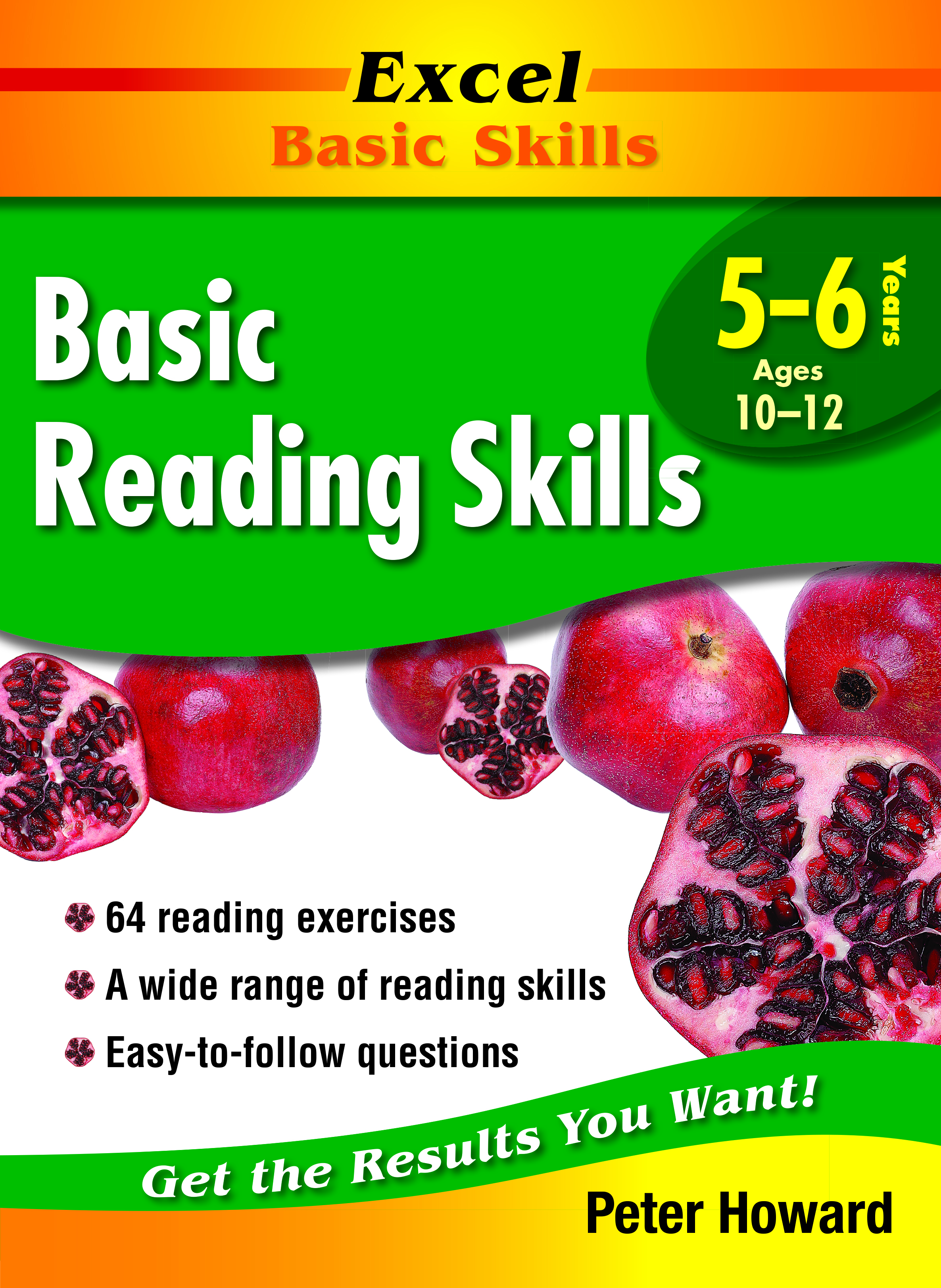 Excel Basic Skills Workbook: Basic Reading Skills Years 5-6