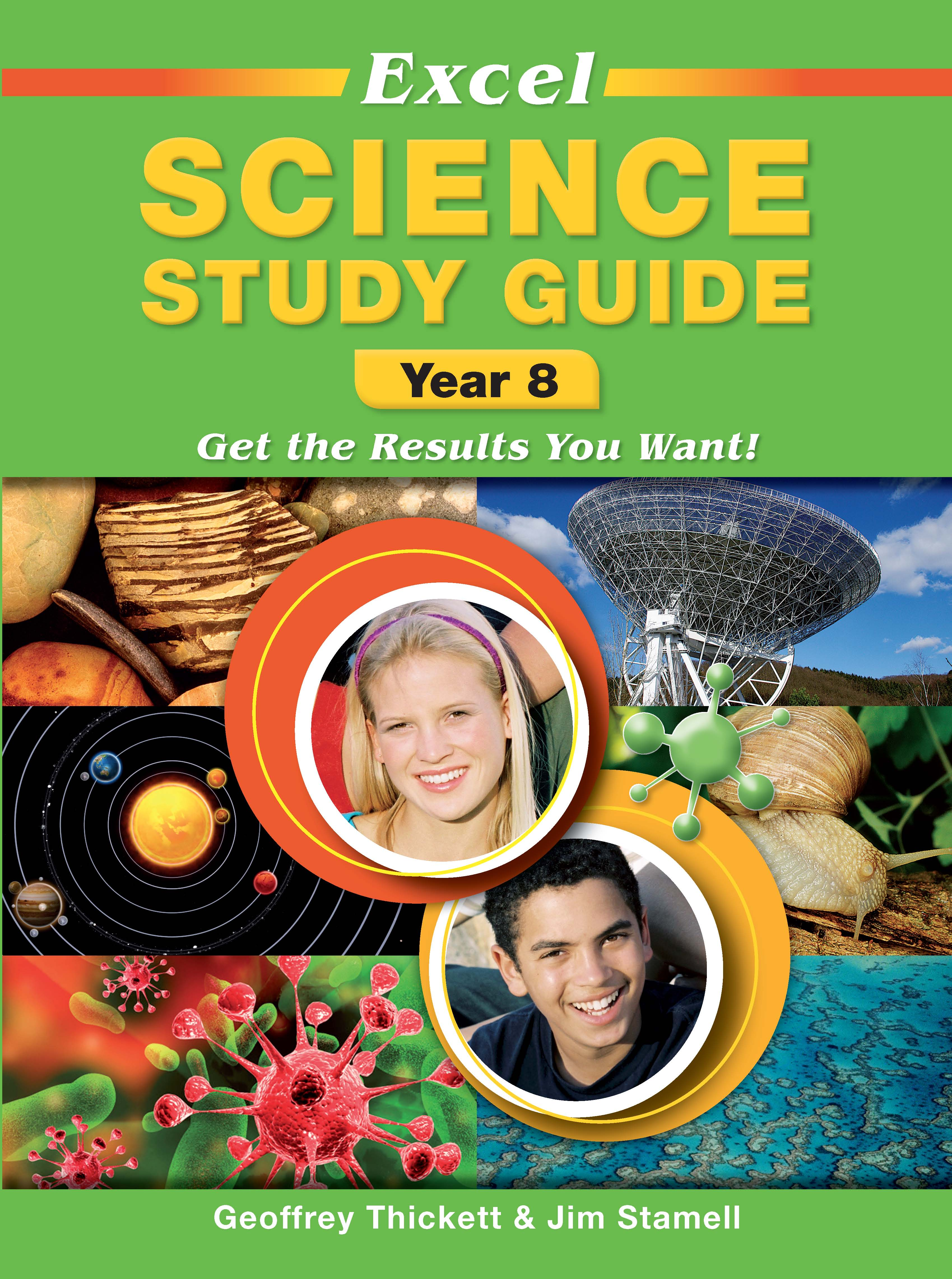 Excel Science Study Guide Year 8