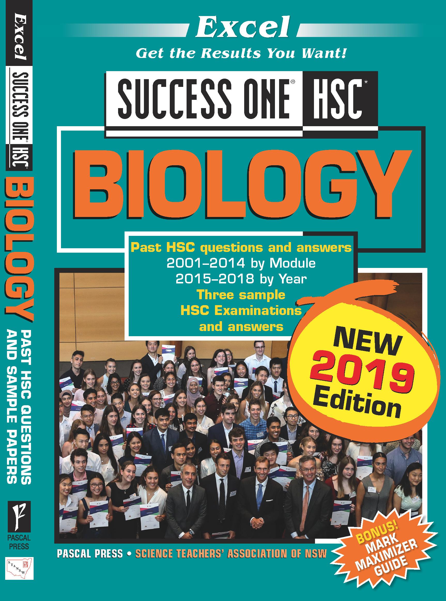 Excel Success One HSC Biology