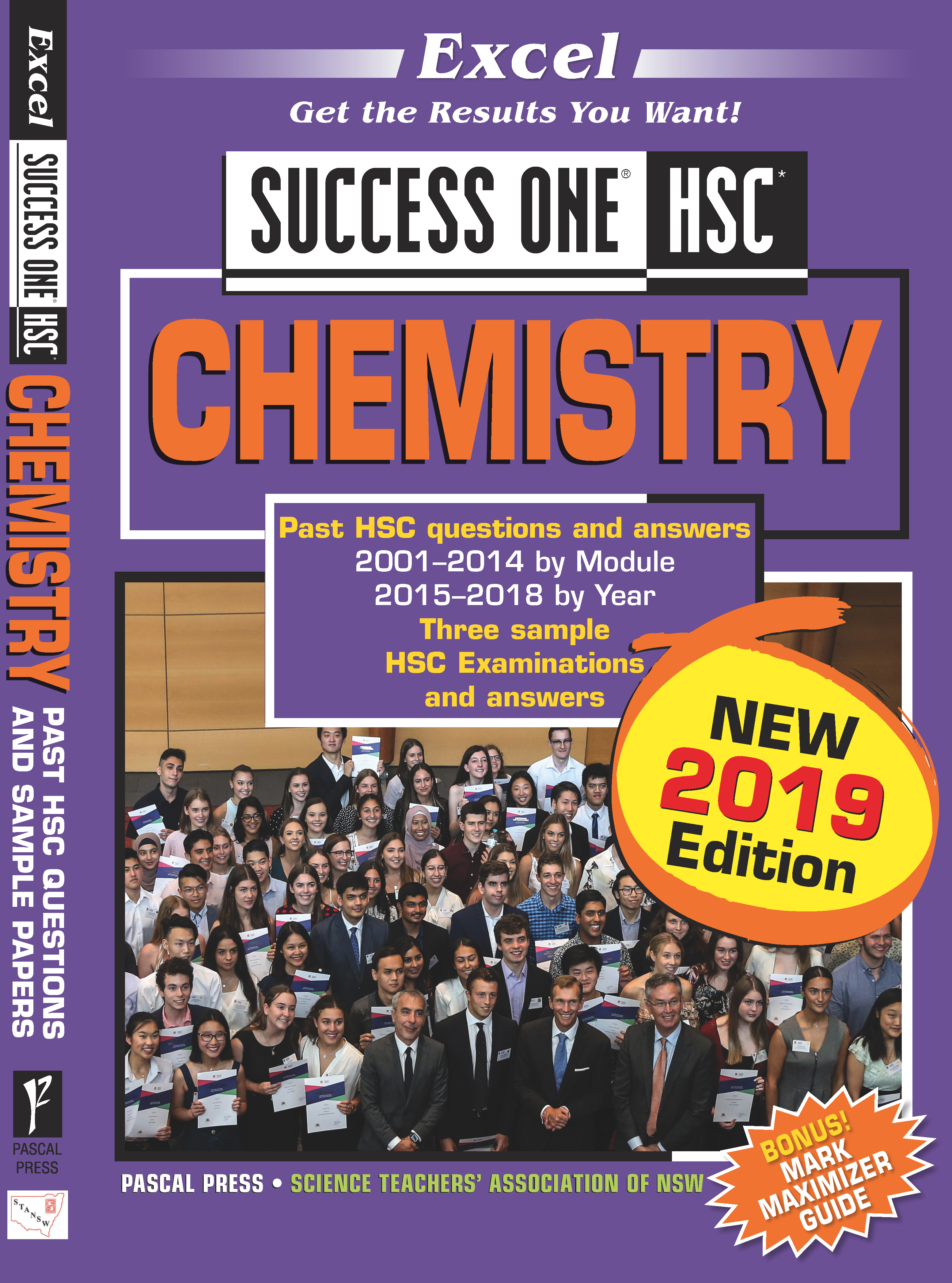 Excel Success One HSC Chemistry