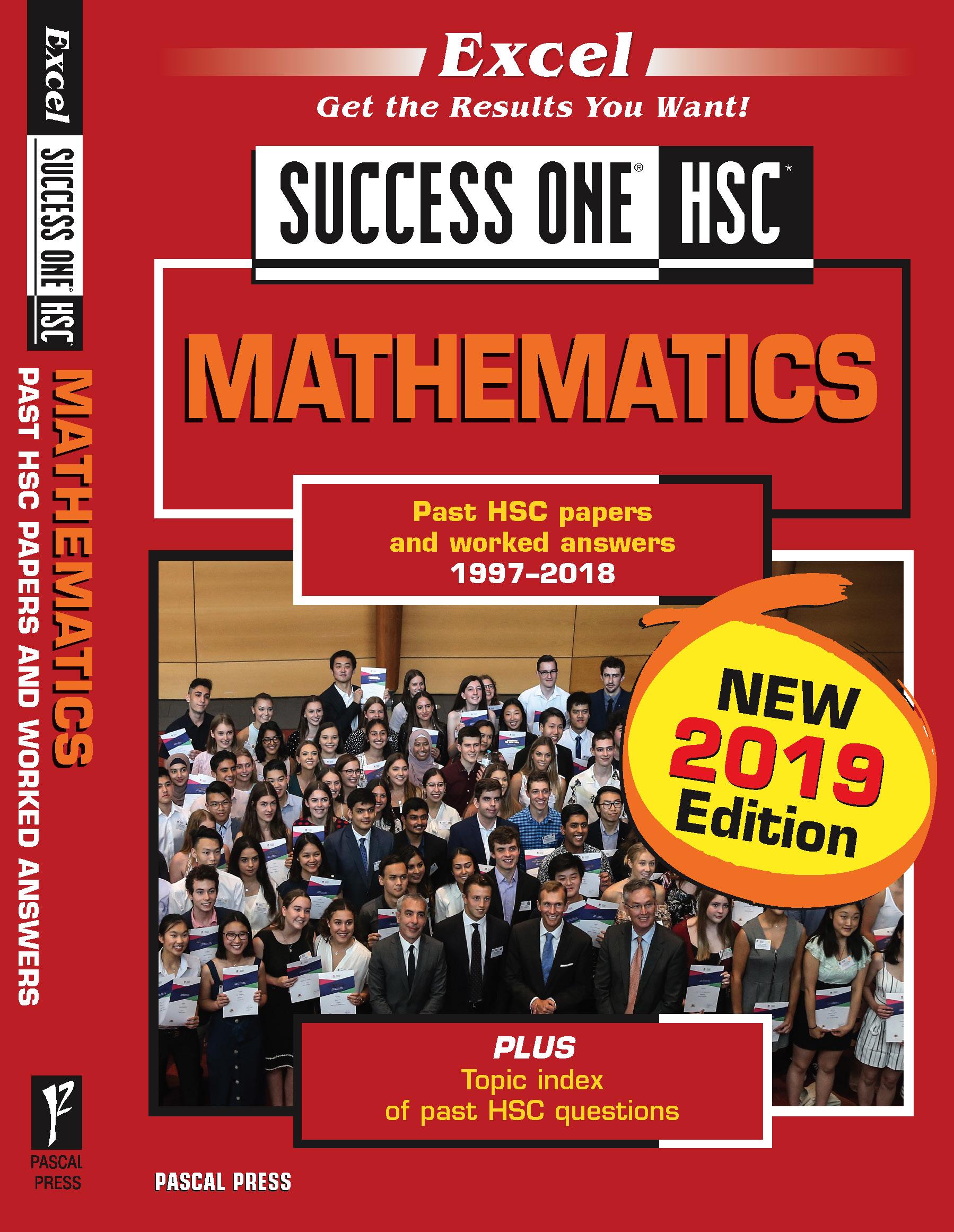 Excel Success One HSC Mathematics