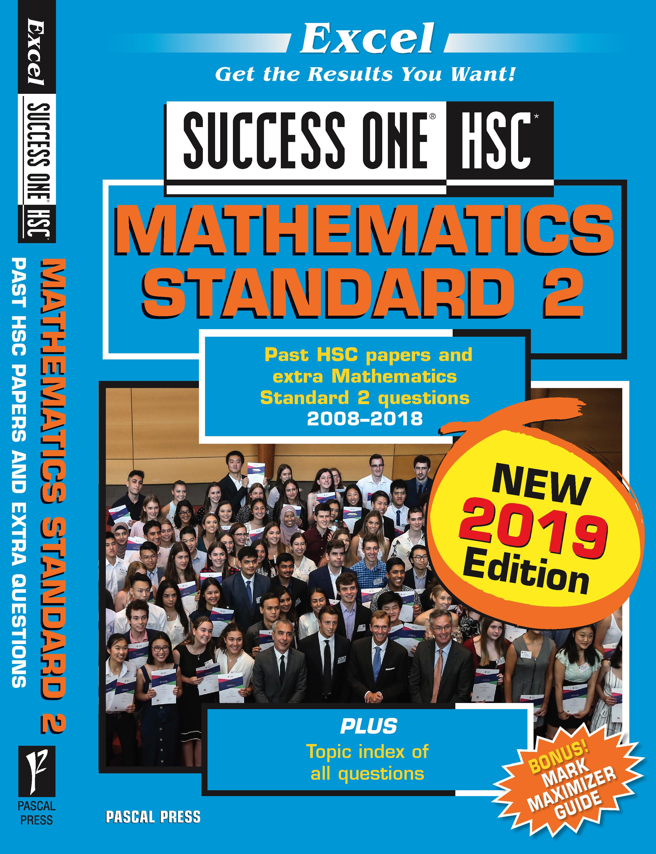 Excel Success One HSCmaths Standard 2