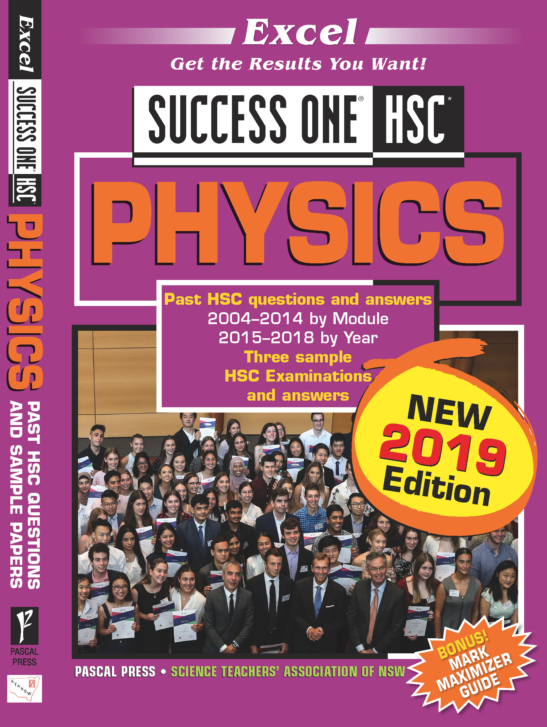 Excel Success One HSC Physics