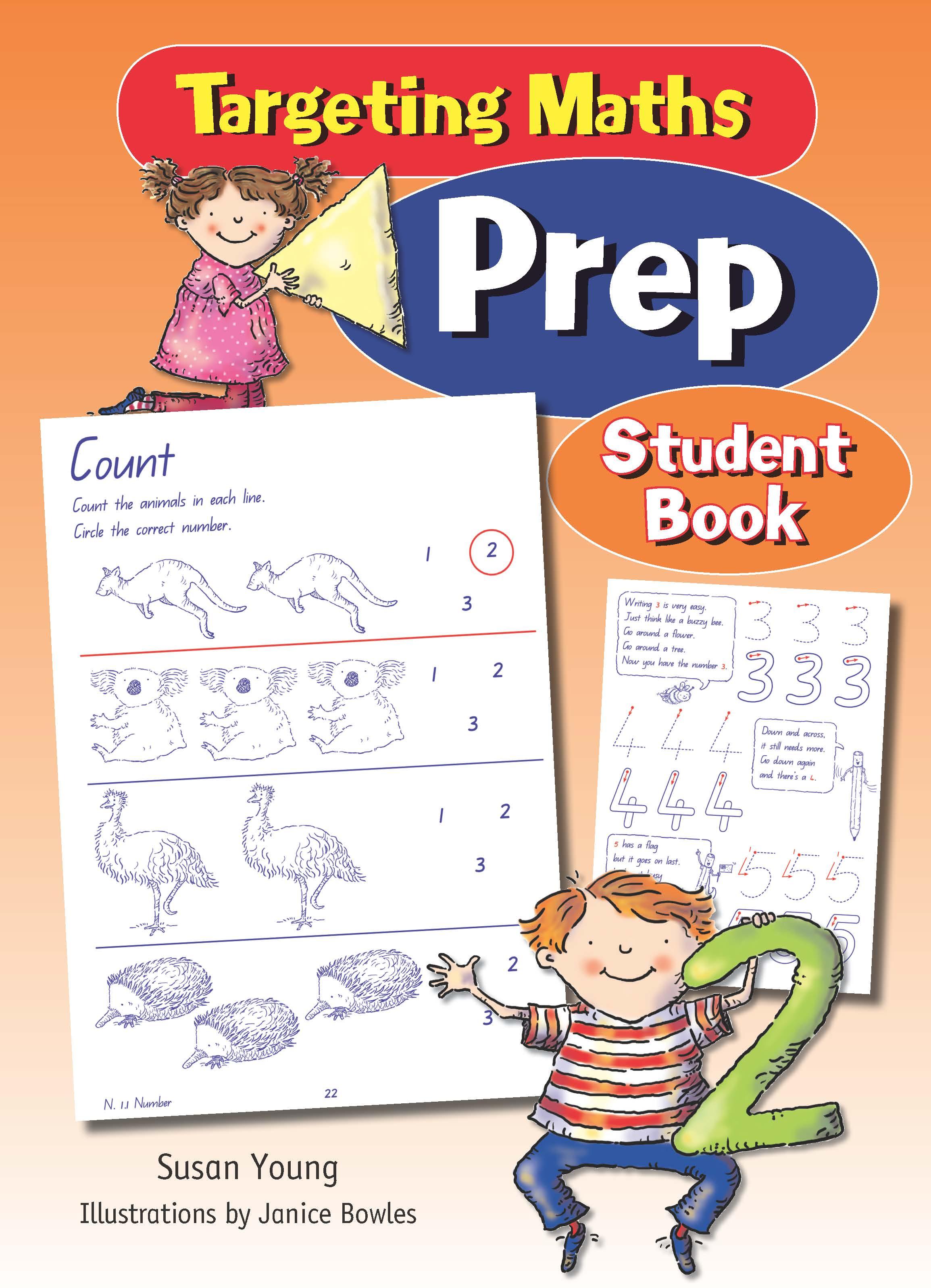 Targeting Maths Prep Student Book Prep