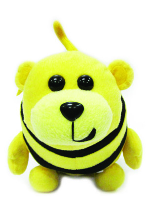 Picture of ABC Reading Eggs Hand Puppet Bee Bee Bear