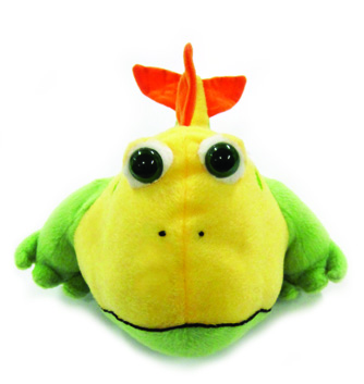 Picture of ABC Reading Eggs Hand Puppet Frog Fish