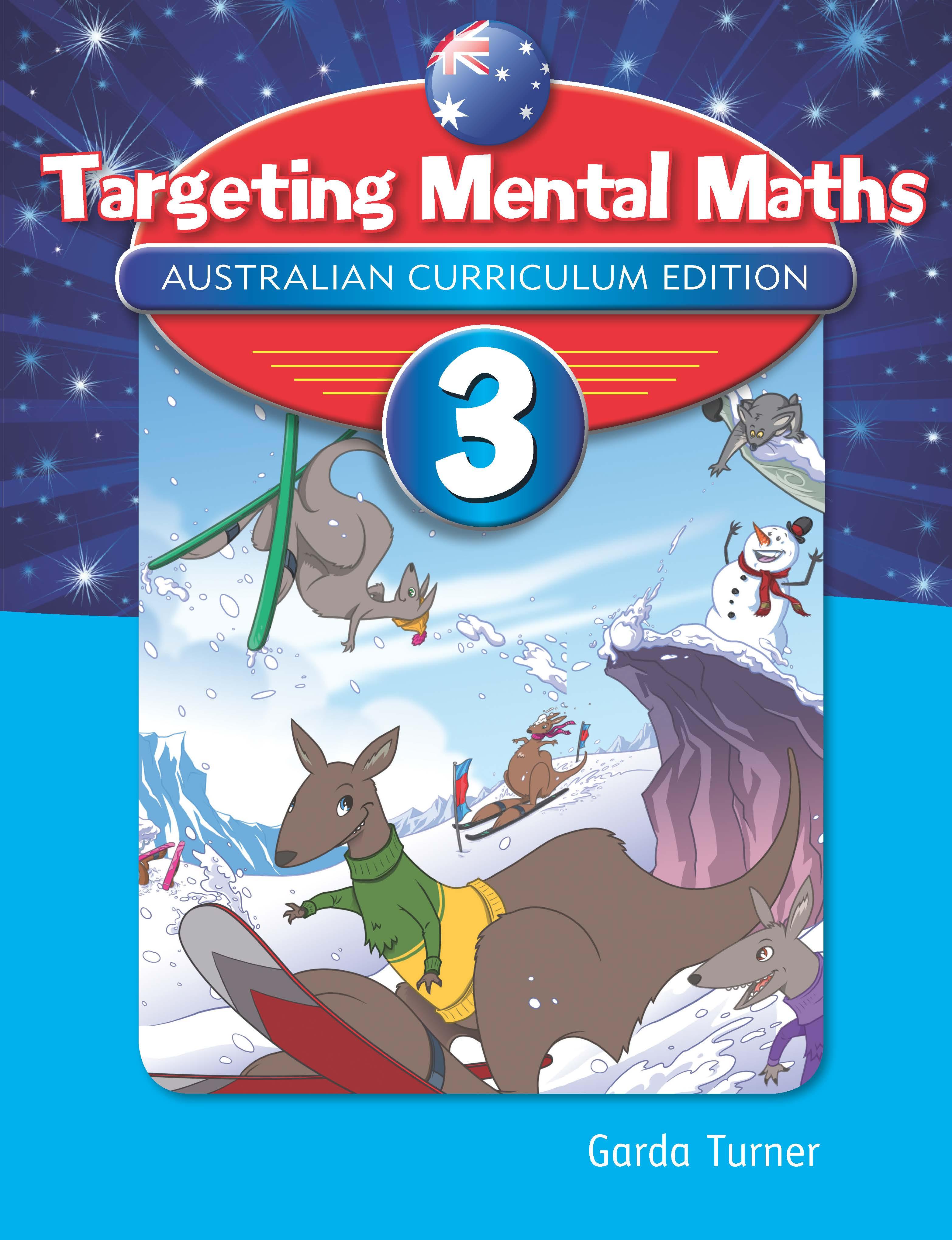 Targeting Mental Maths Australian Curriculum Edition Year 3