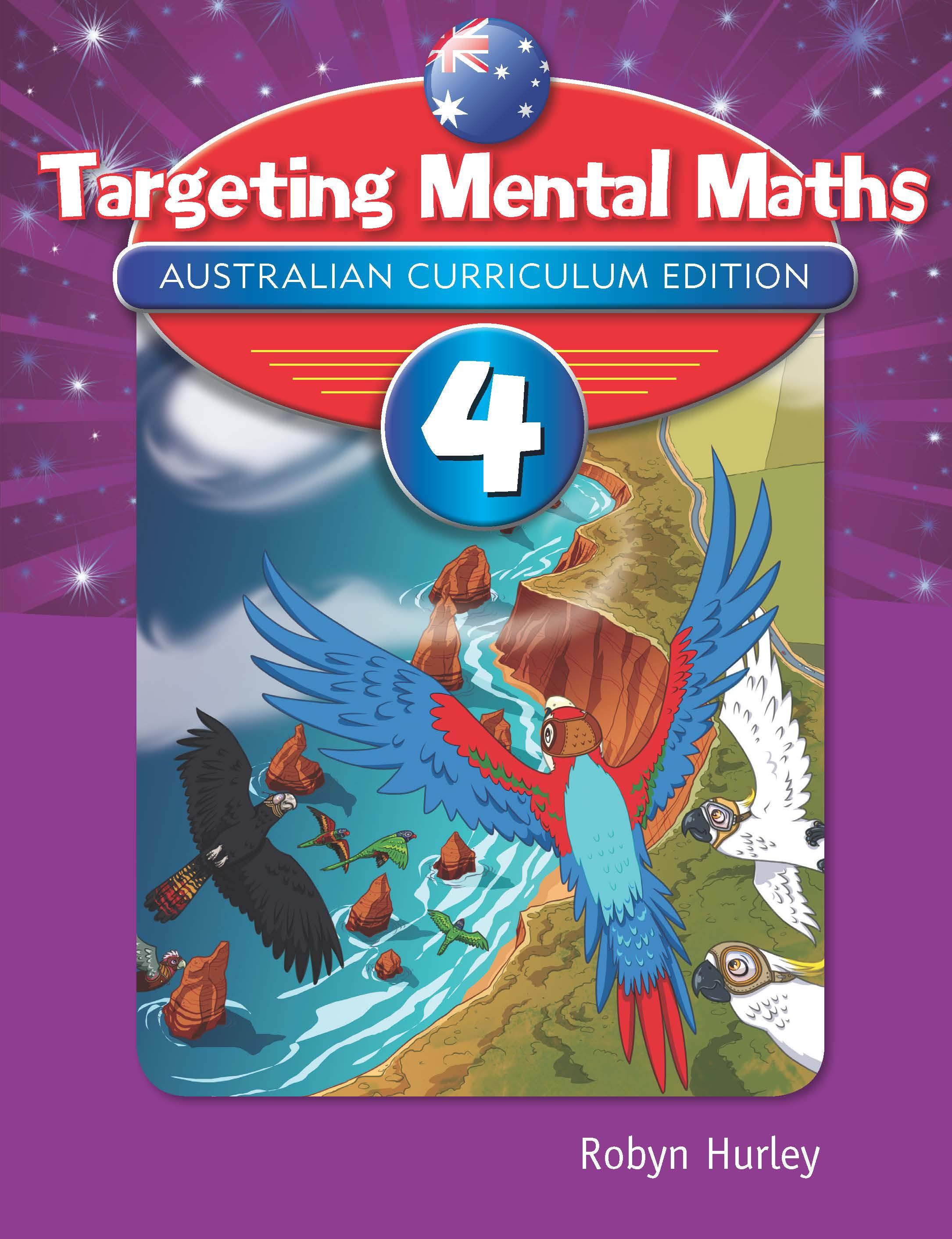Targeting Mental Maths Australian Curriculum Edition Year 4