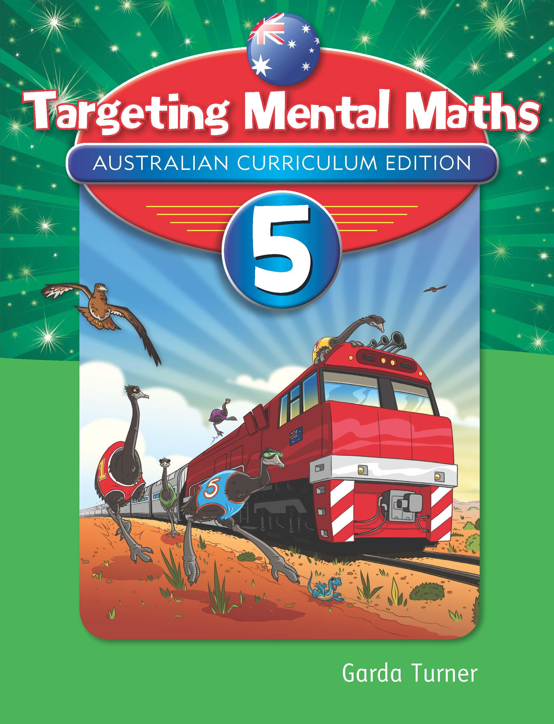 Targeting Mental Maths Australian Curriculum Edition Year 5