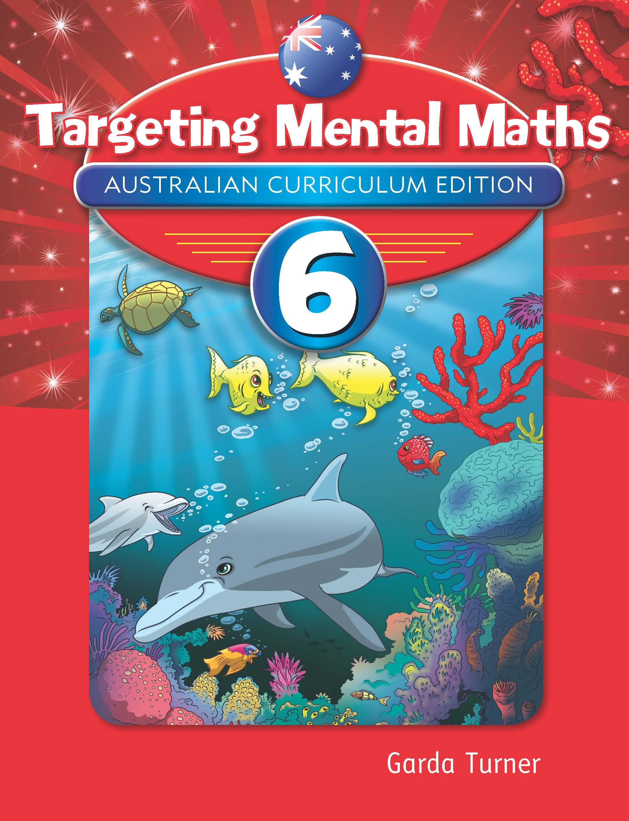 Targeting Mental Maths Australian Curriculum Edition Year 6