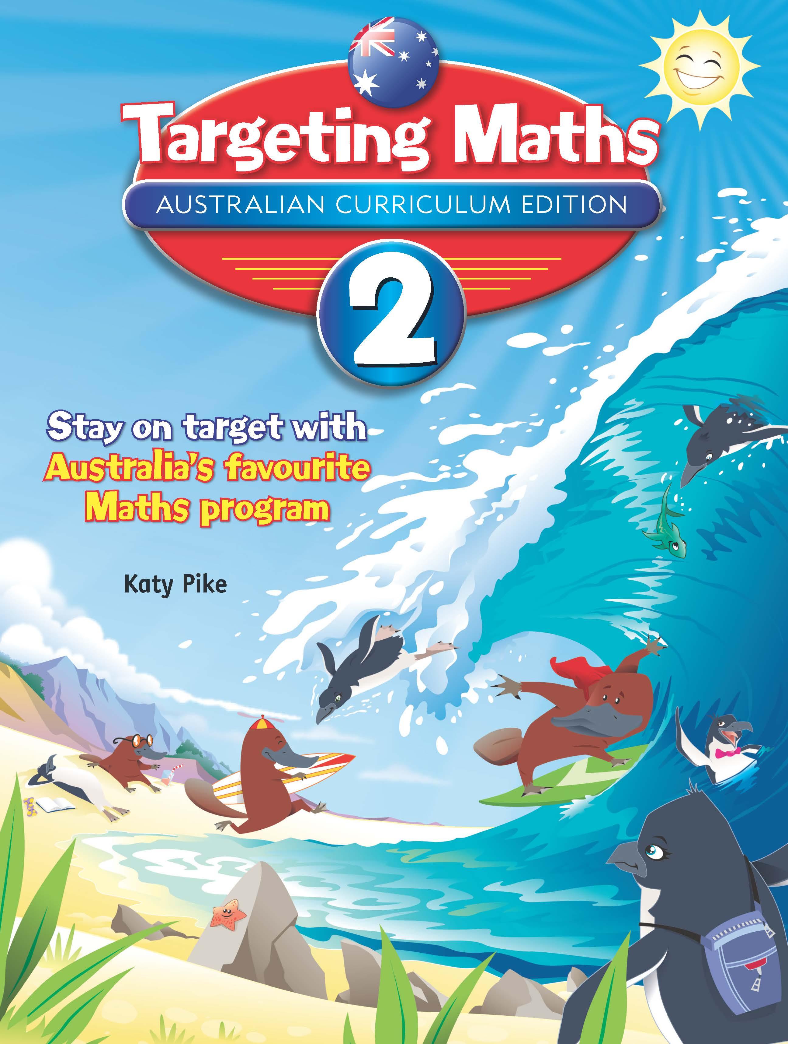 Targeting Maths Australian Curriculum Edition Student Book Year 2