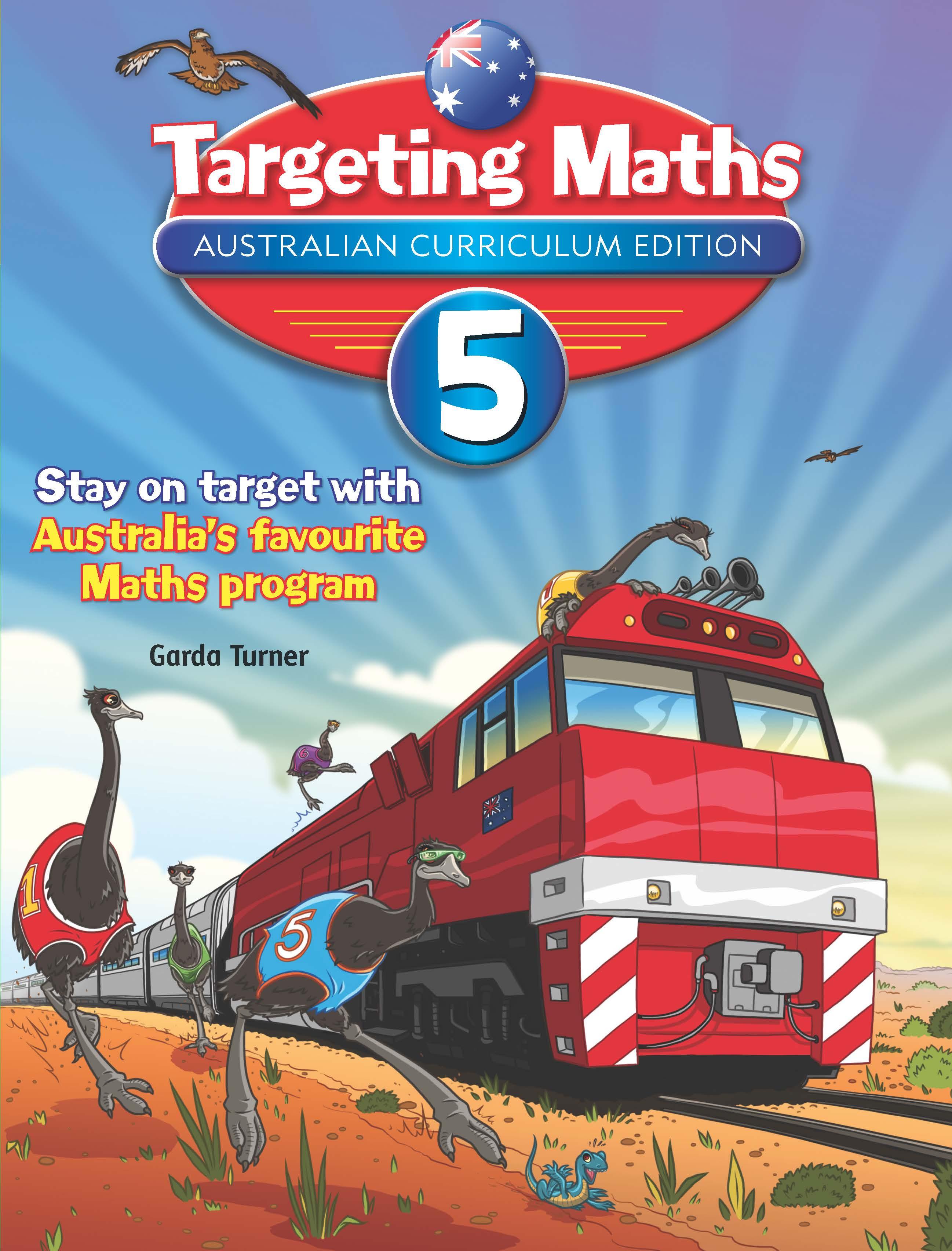Targeting Maths Australian Curriculum Edition Student Book Year 5