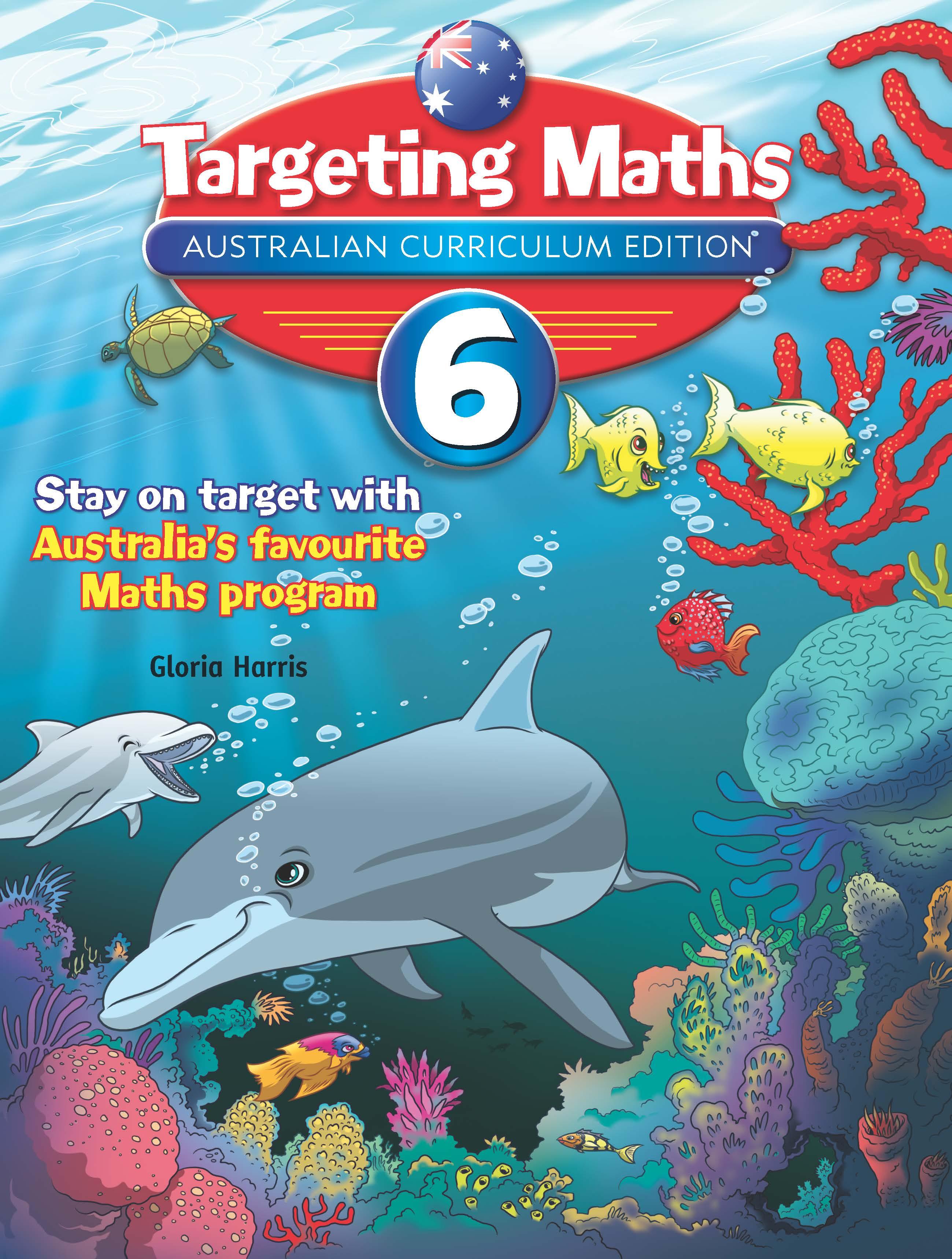 Targeting Maths Australian Curriculum Edition Student Book Year 6