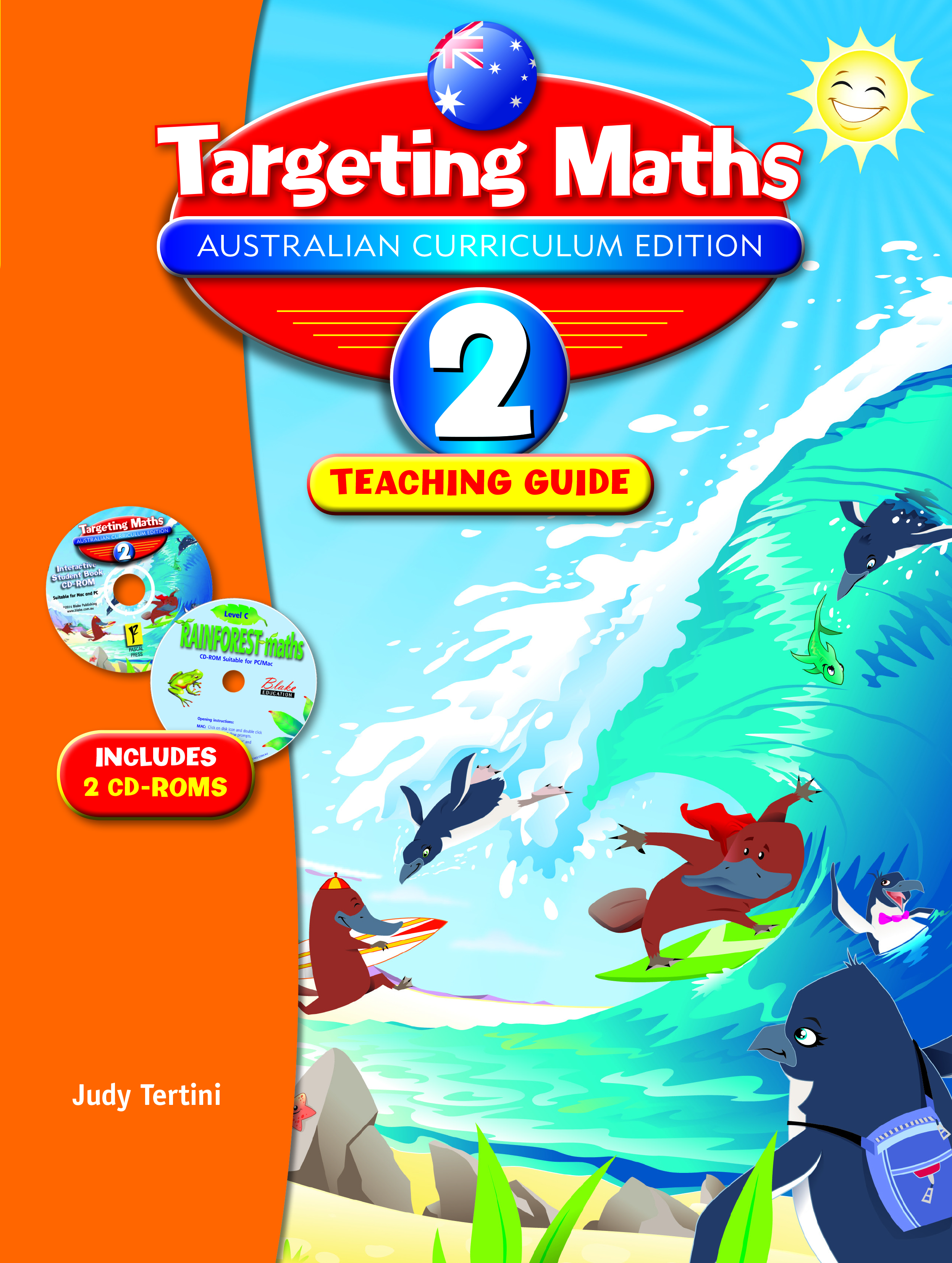 Targeting Maths Australian Curriculum Edition Teaching Guide Year 2