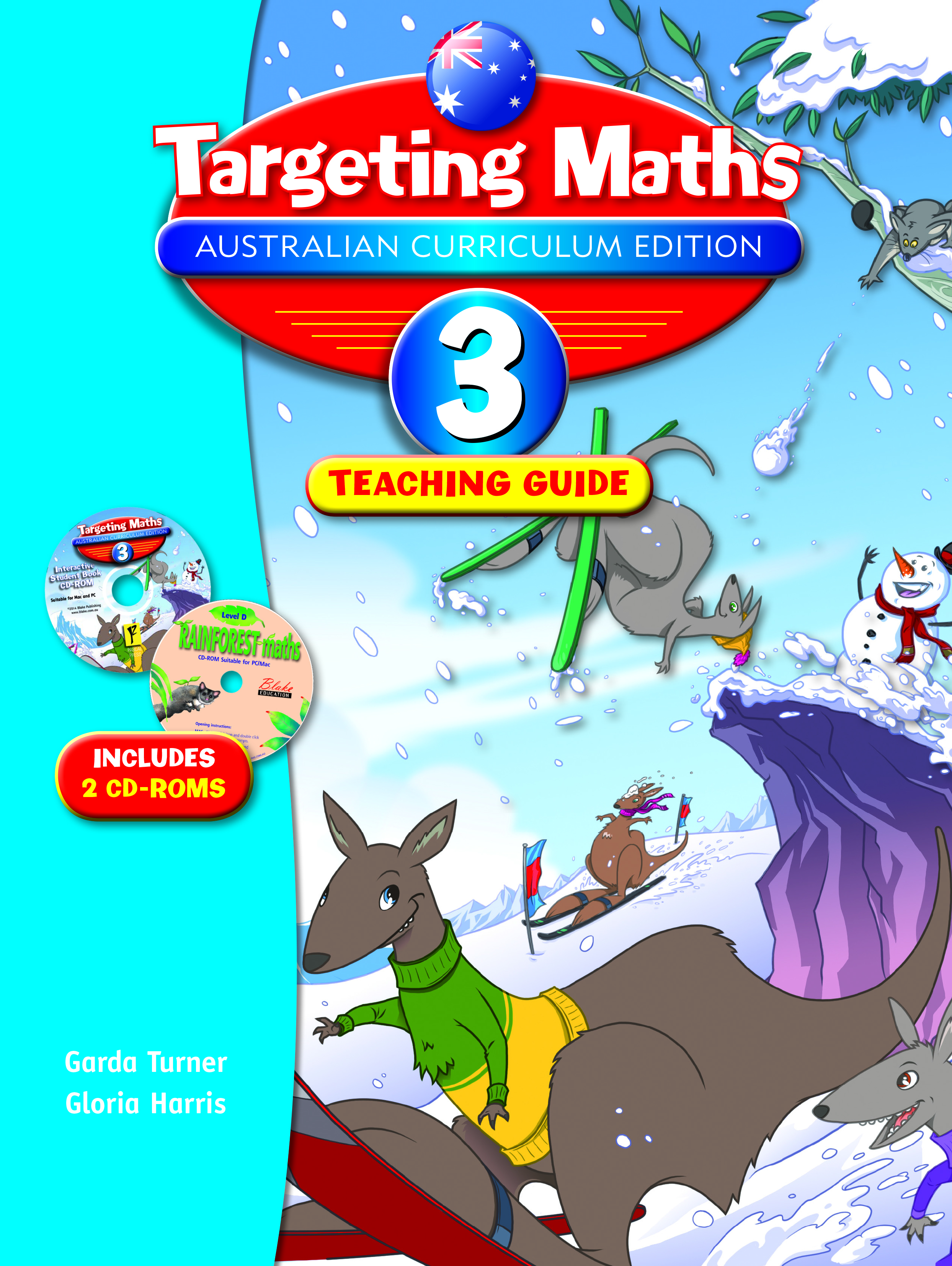 Targeting Maths Australian Curriculum Edition Teaching Guide Year 3