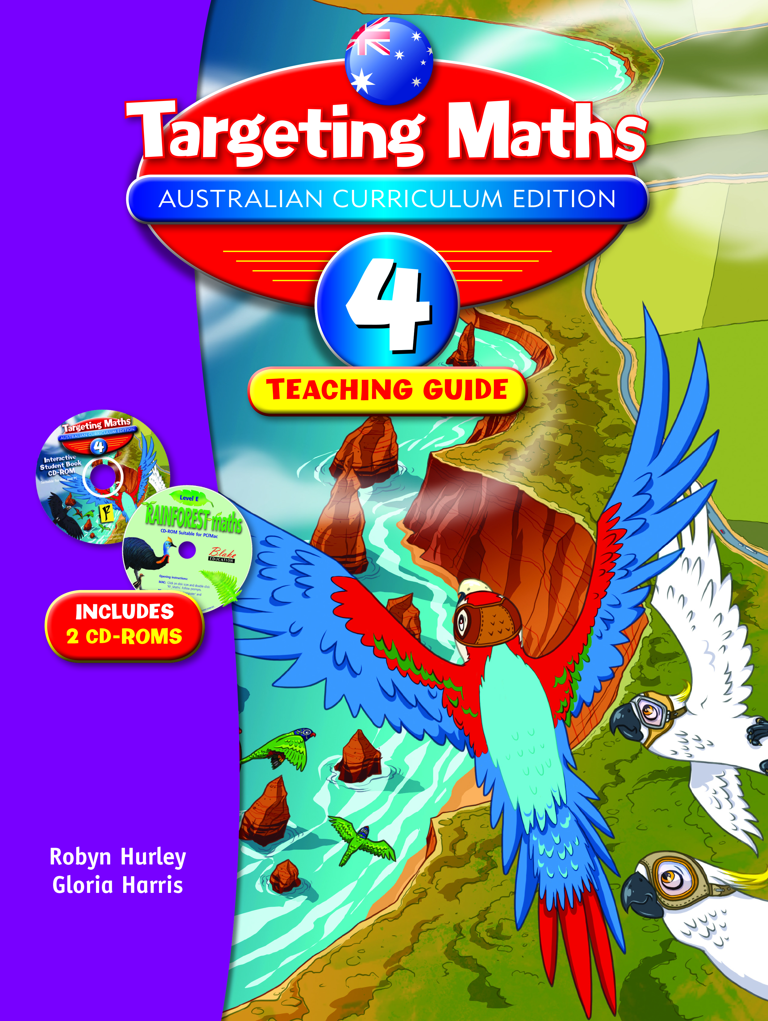Targeting Maths Australian Curriculum Edition Teaching Guide Year 4
