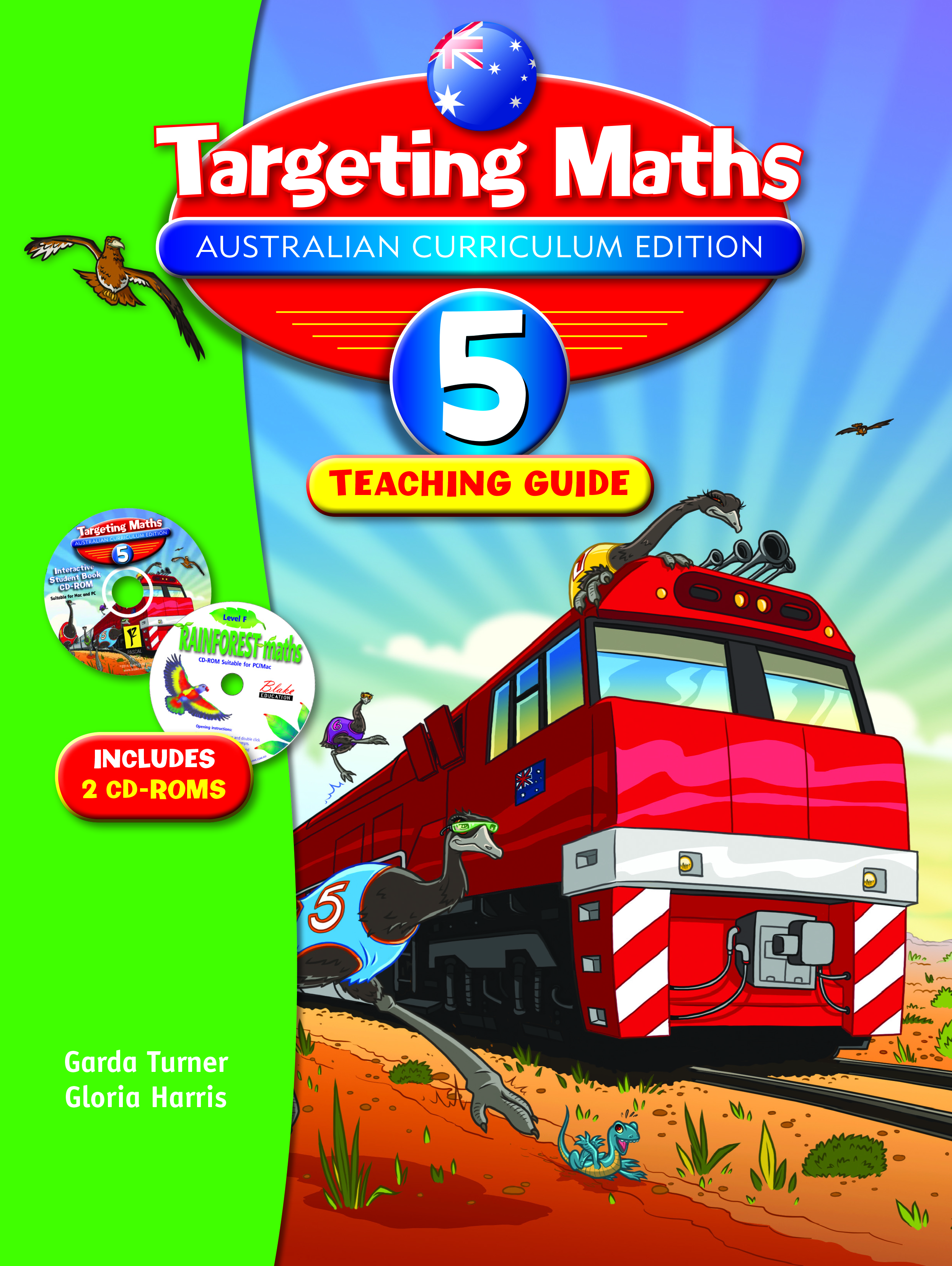Targeting Maths Australian Curriculum Edition Teaching Guide Year 5
