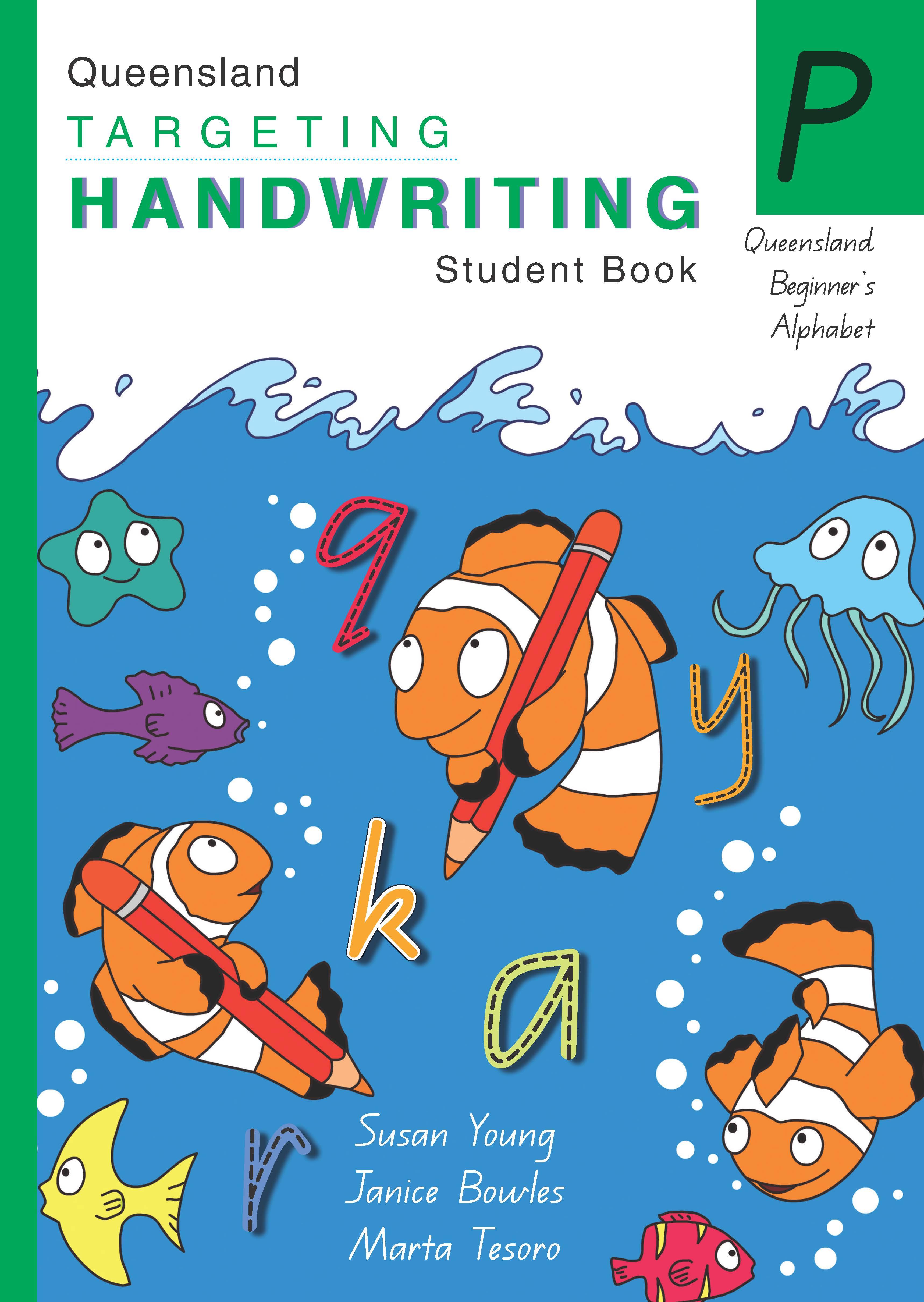 Targeting Handwriting Prep Student Book Prep