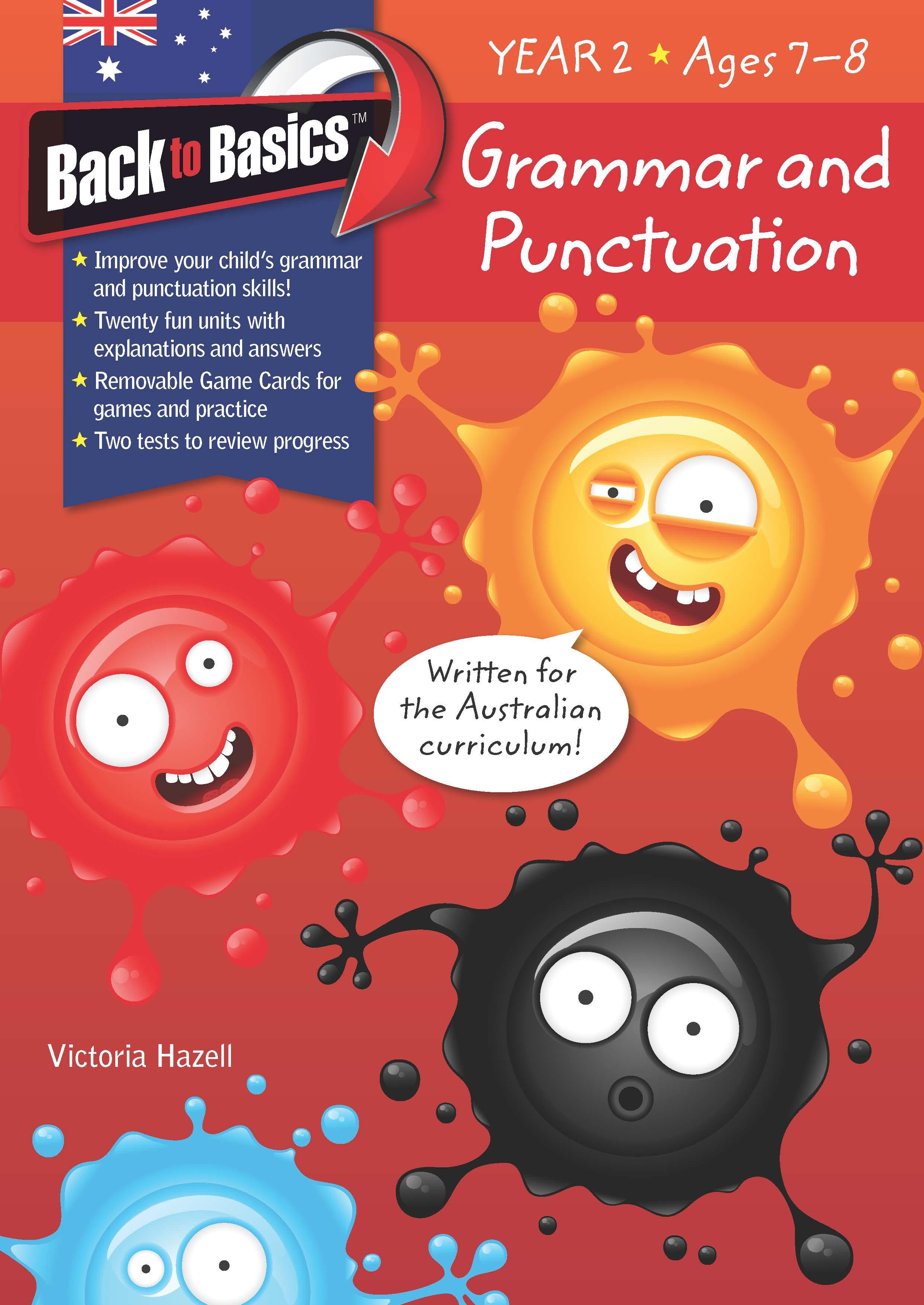 Back to Basics - Grammar & Punctuation Year 2