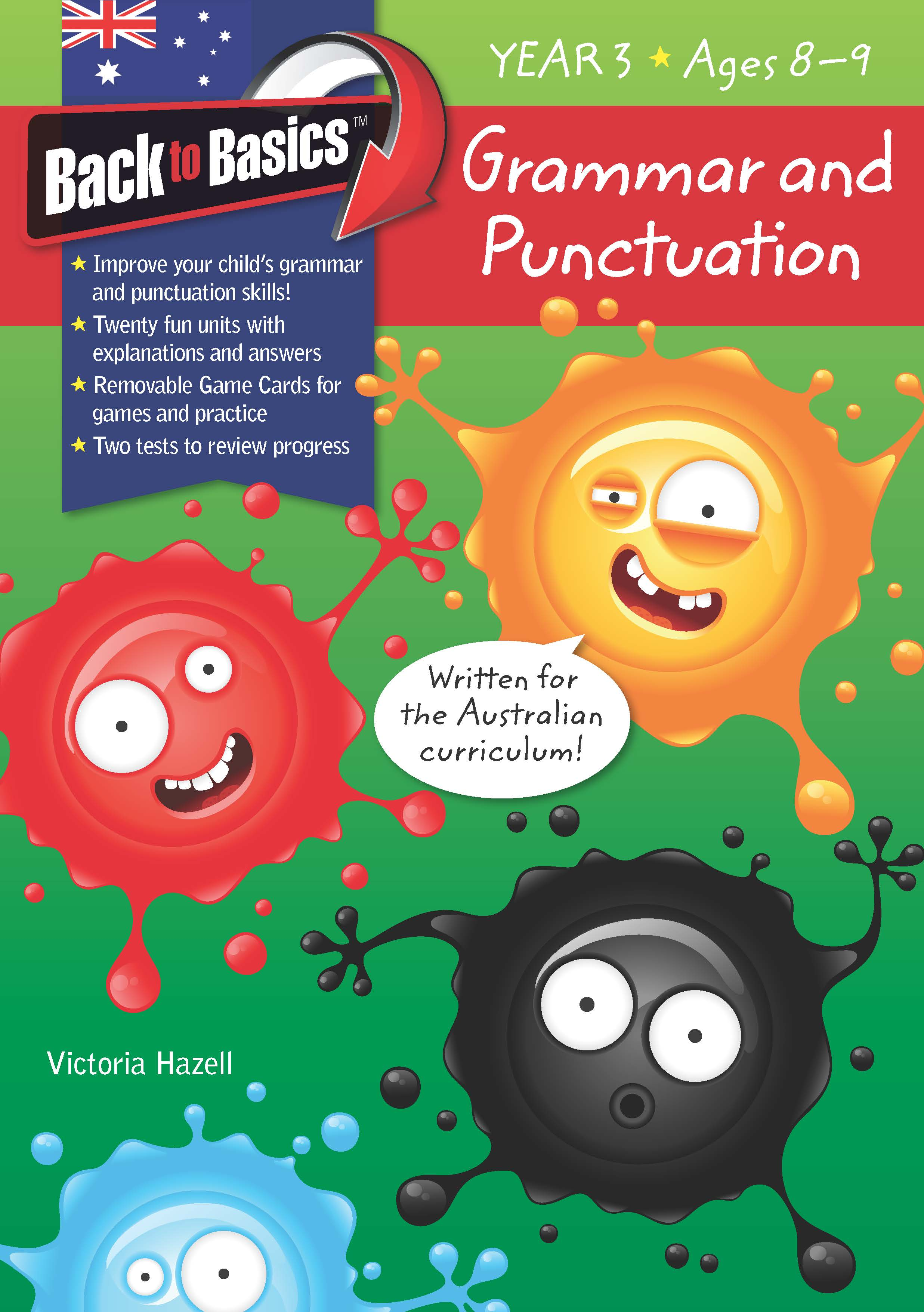 Back to Basics - Grammar & Punctuation Year 3