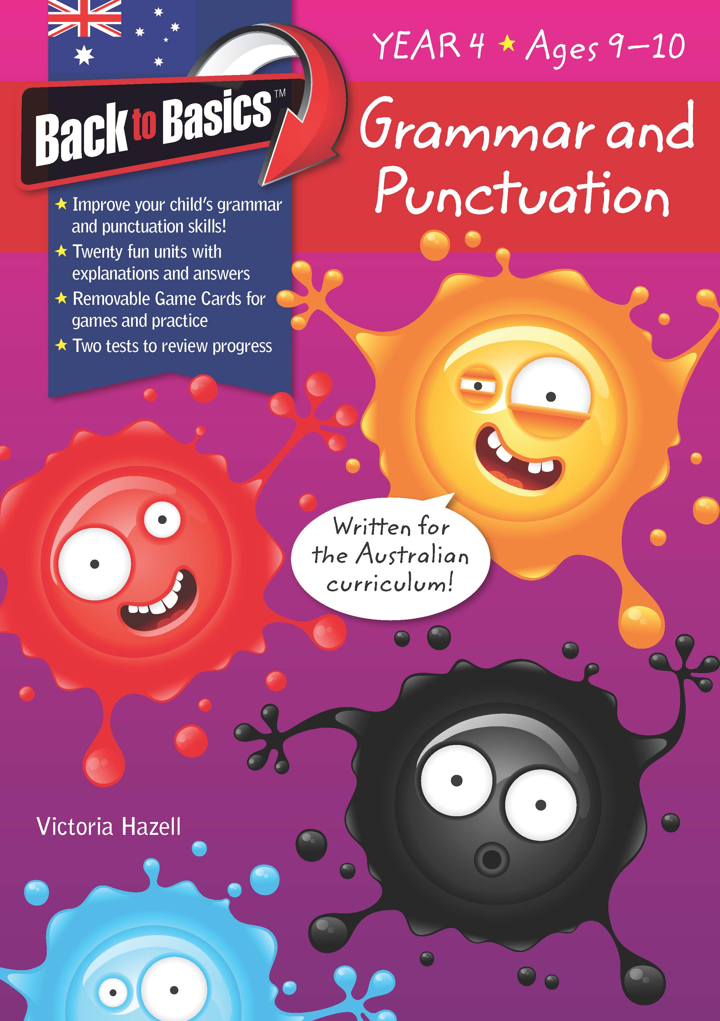 Back to Basics - Grammar & Punctuation Year 4
