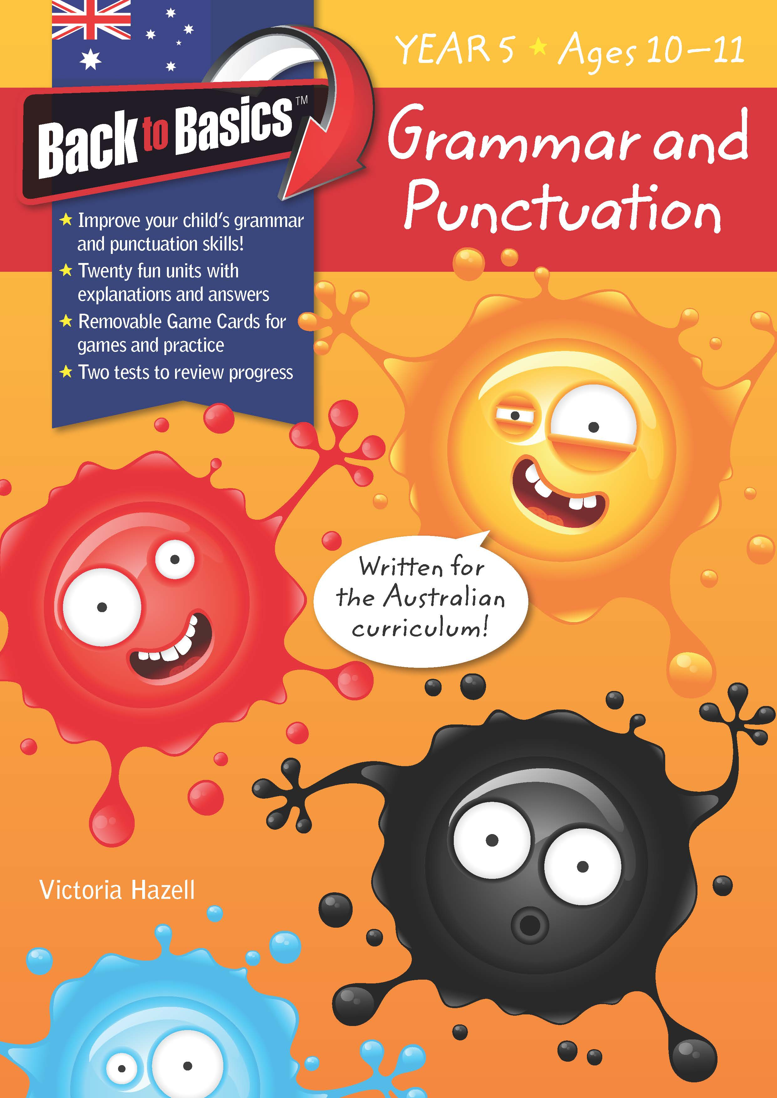 Back to Basics - Grammar & Punctuation Year 5