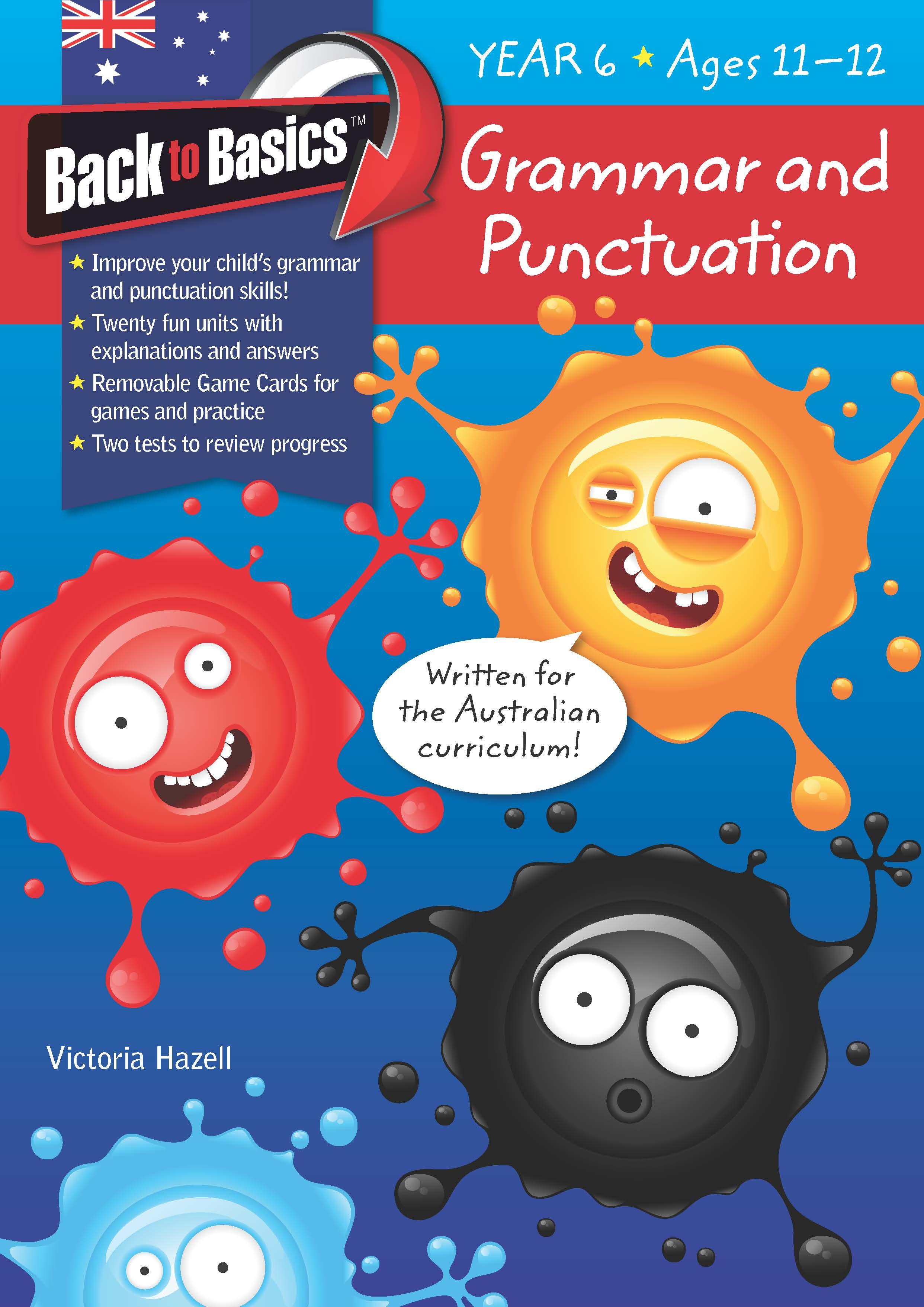 Back to Basics - Grammar & Punctuation Year 6