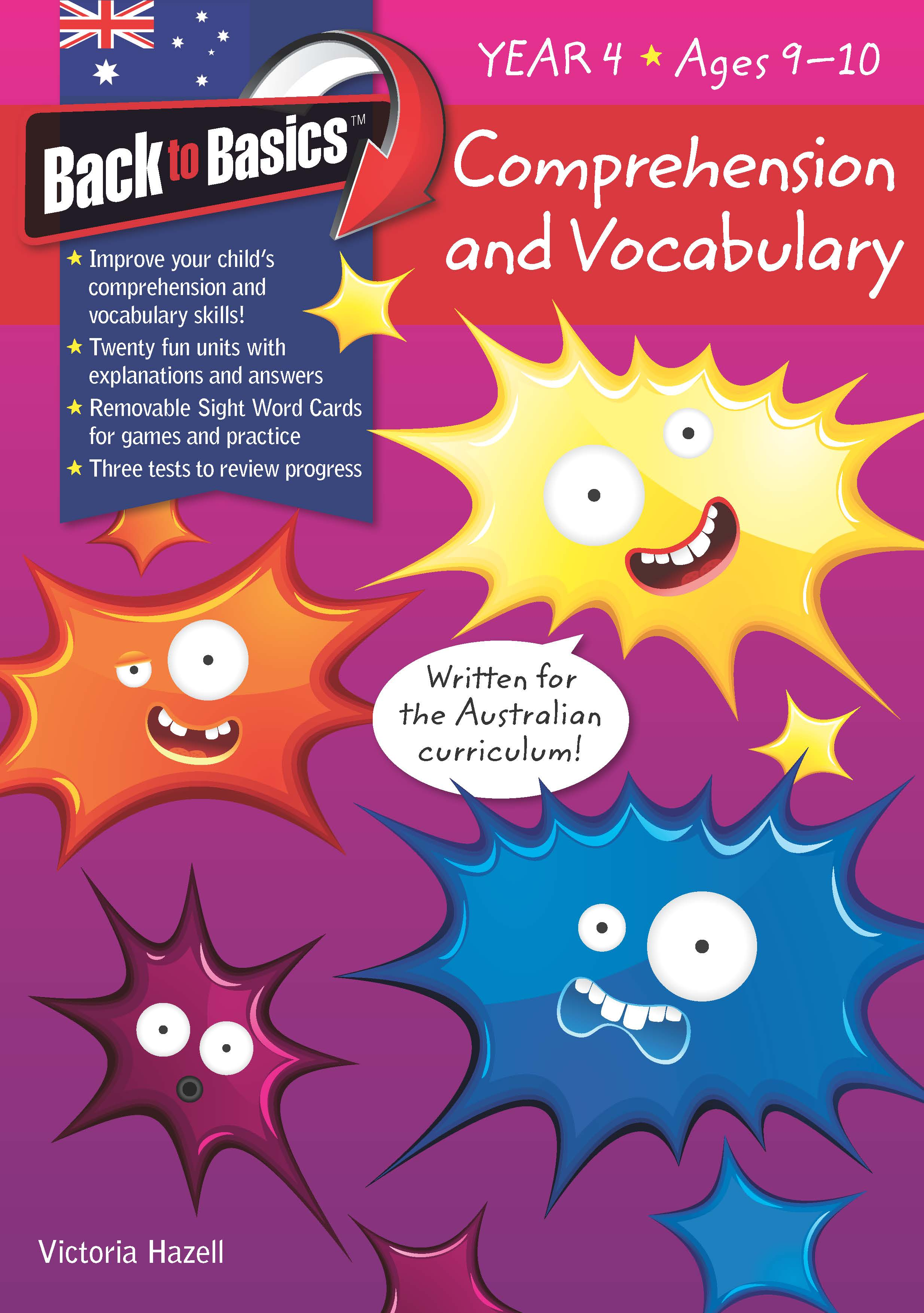 Back to Basics - Comprehension & Vocabulary Year 4