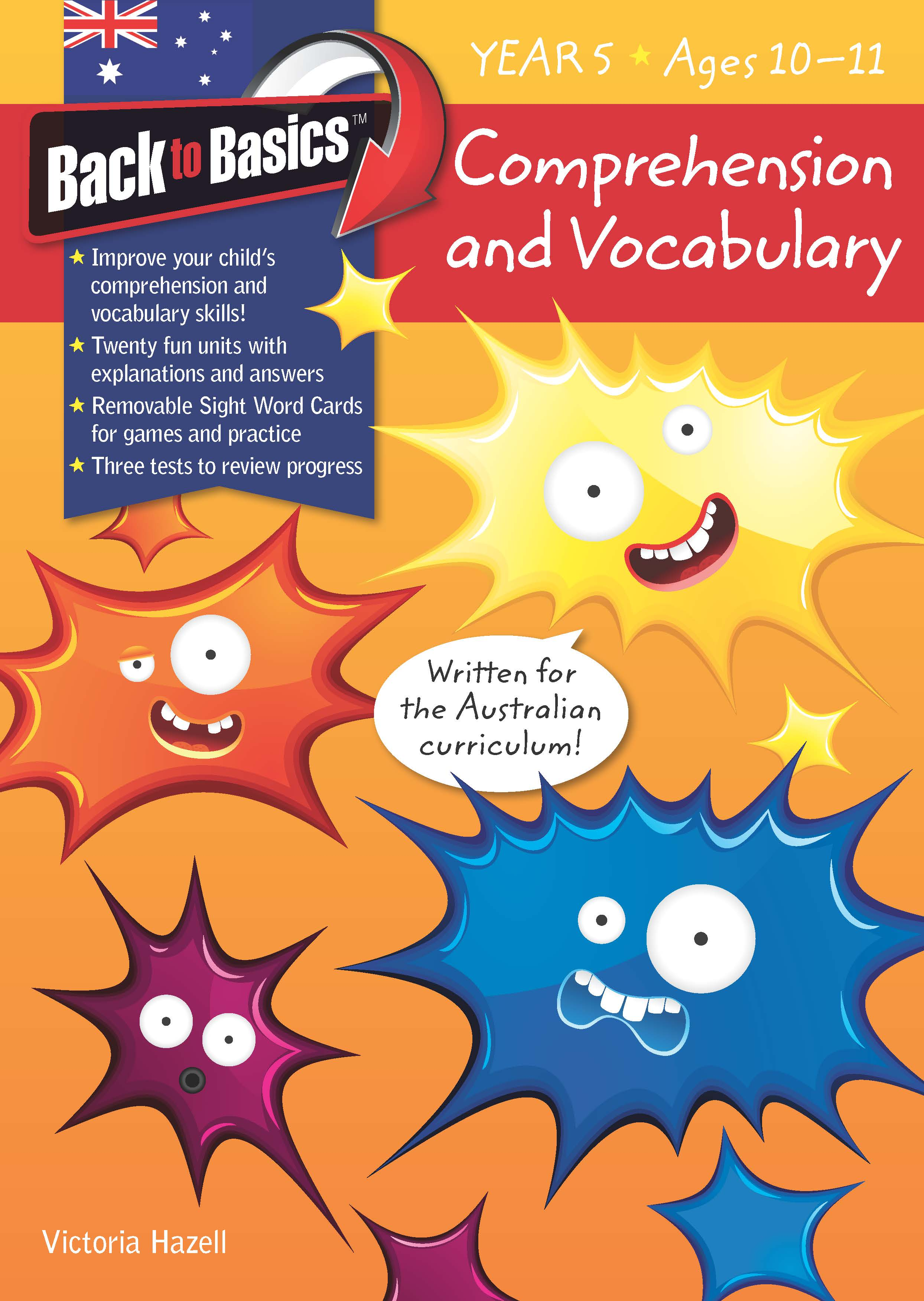 Back to Basics - Comprehension & Vocabulary Year 5