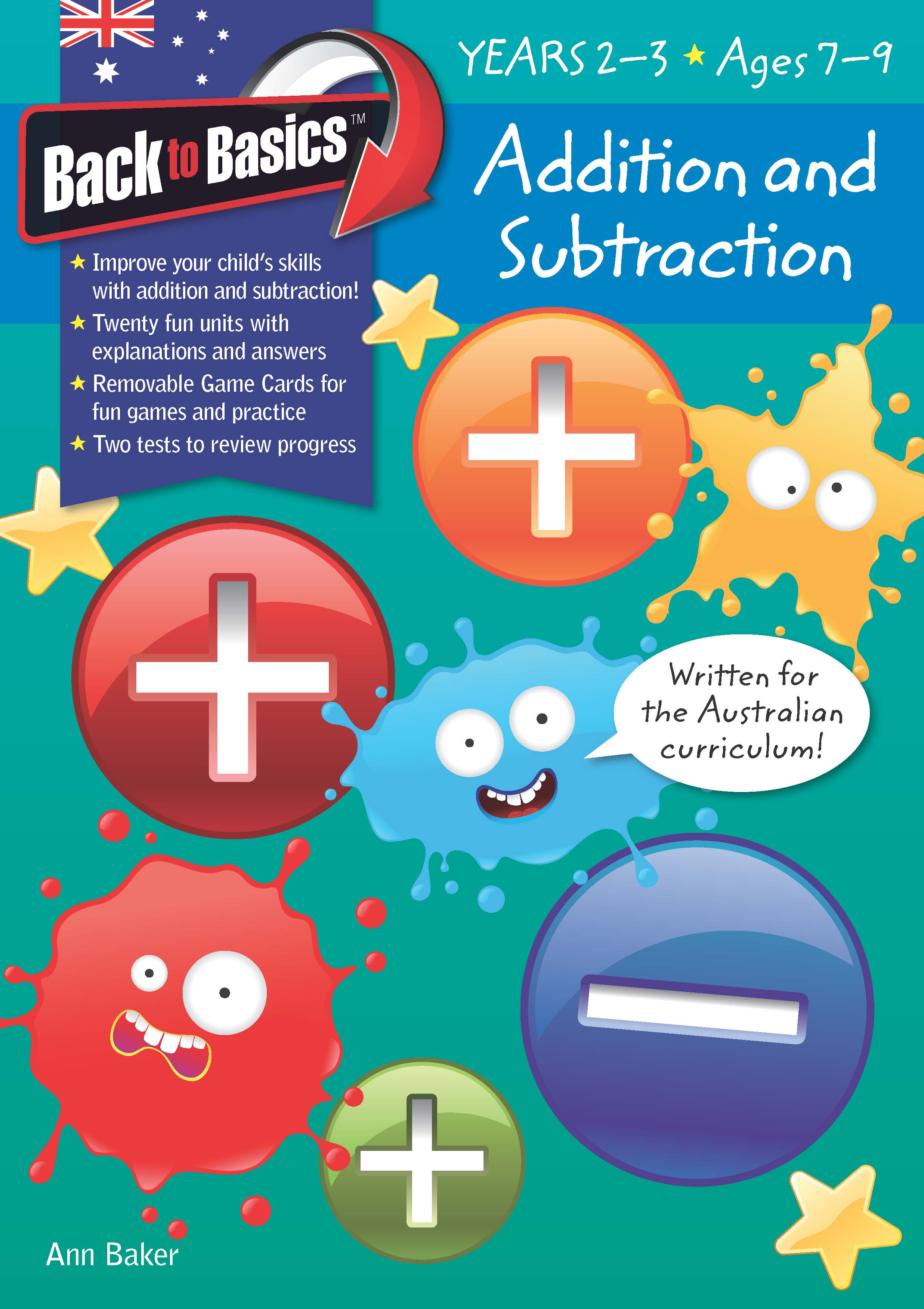 Back to Basics - Addition & Subtraction Years 2-3