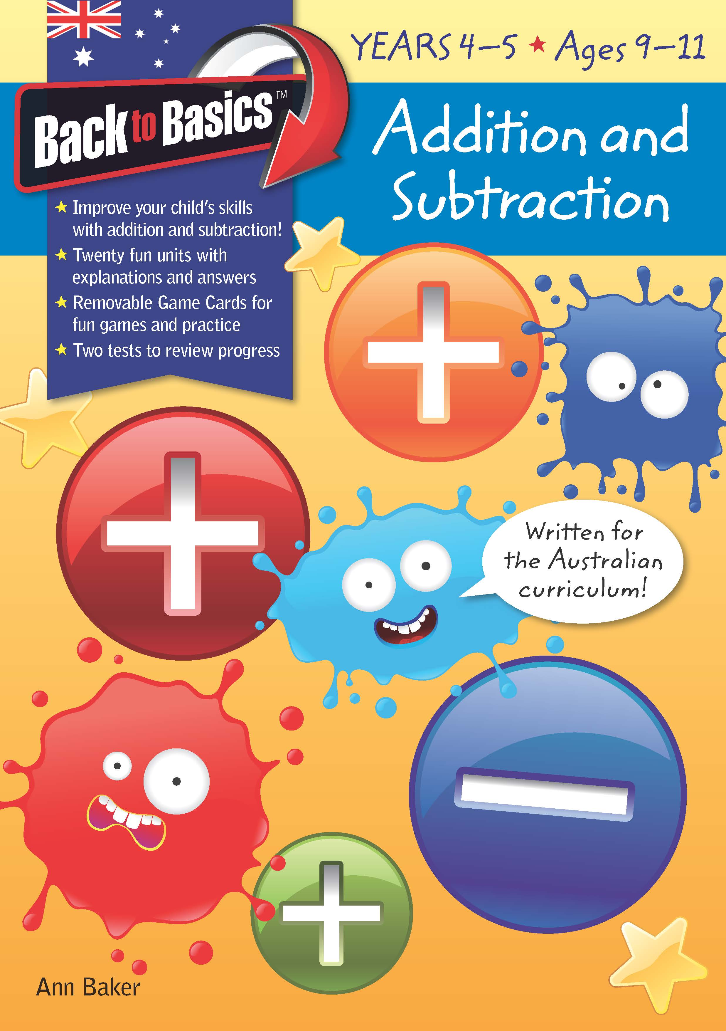 Back to Basics - Addition & Subtraction Years 4-5
