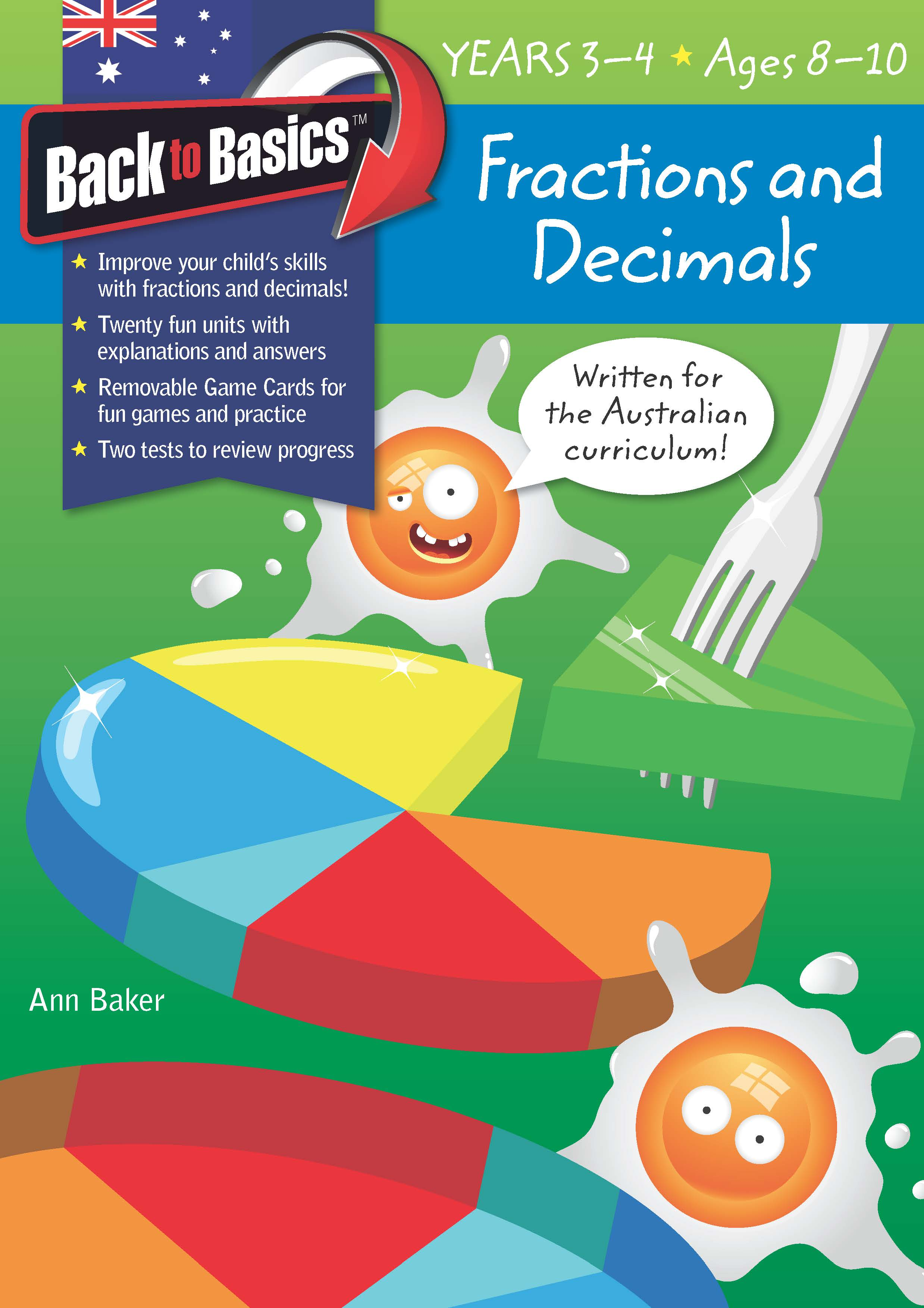 Back to Basics - Fractions & Decimals Years 3-4