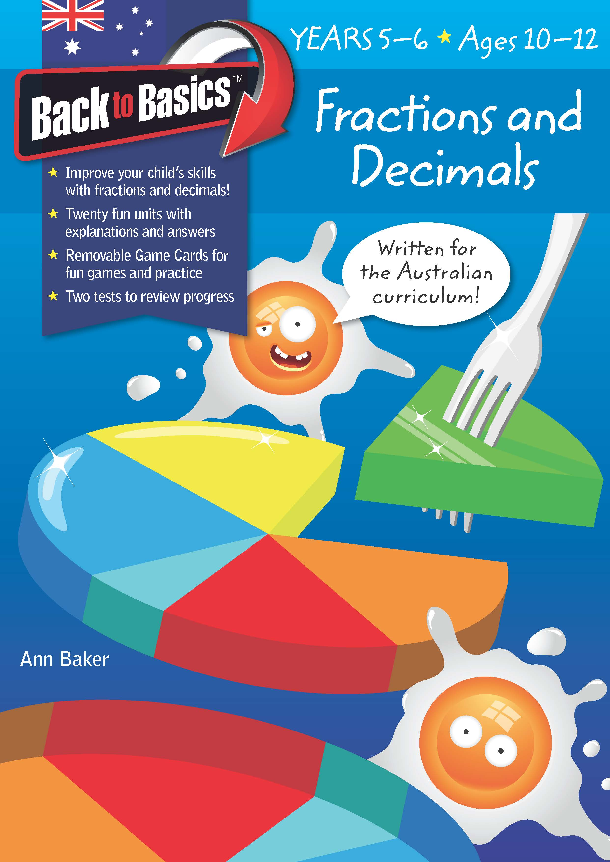 Back to Basics - Fractions & Decimals Years 5-6