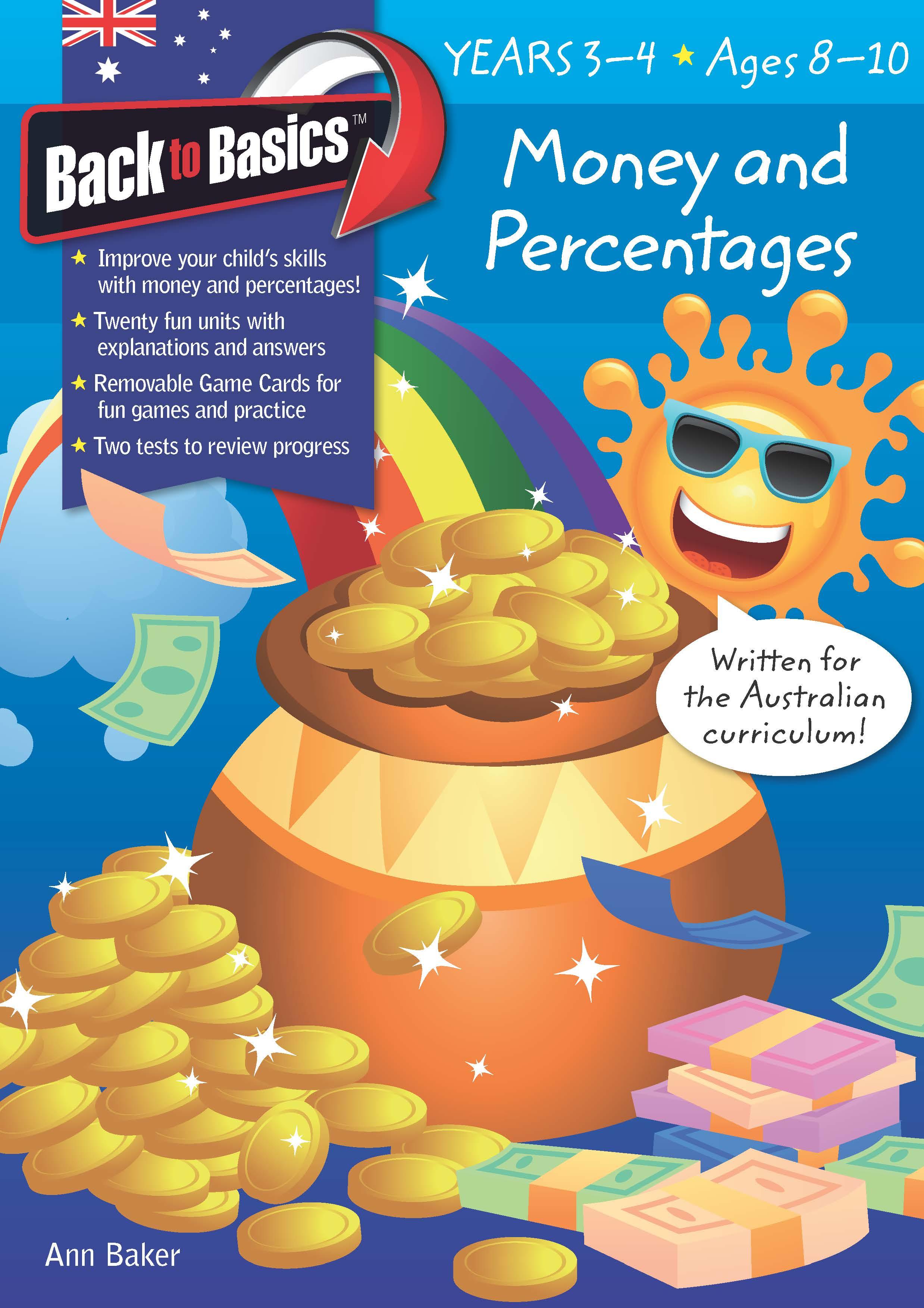 Back to Basics - Money & Percentages Years 3-4