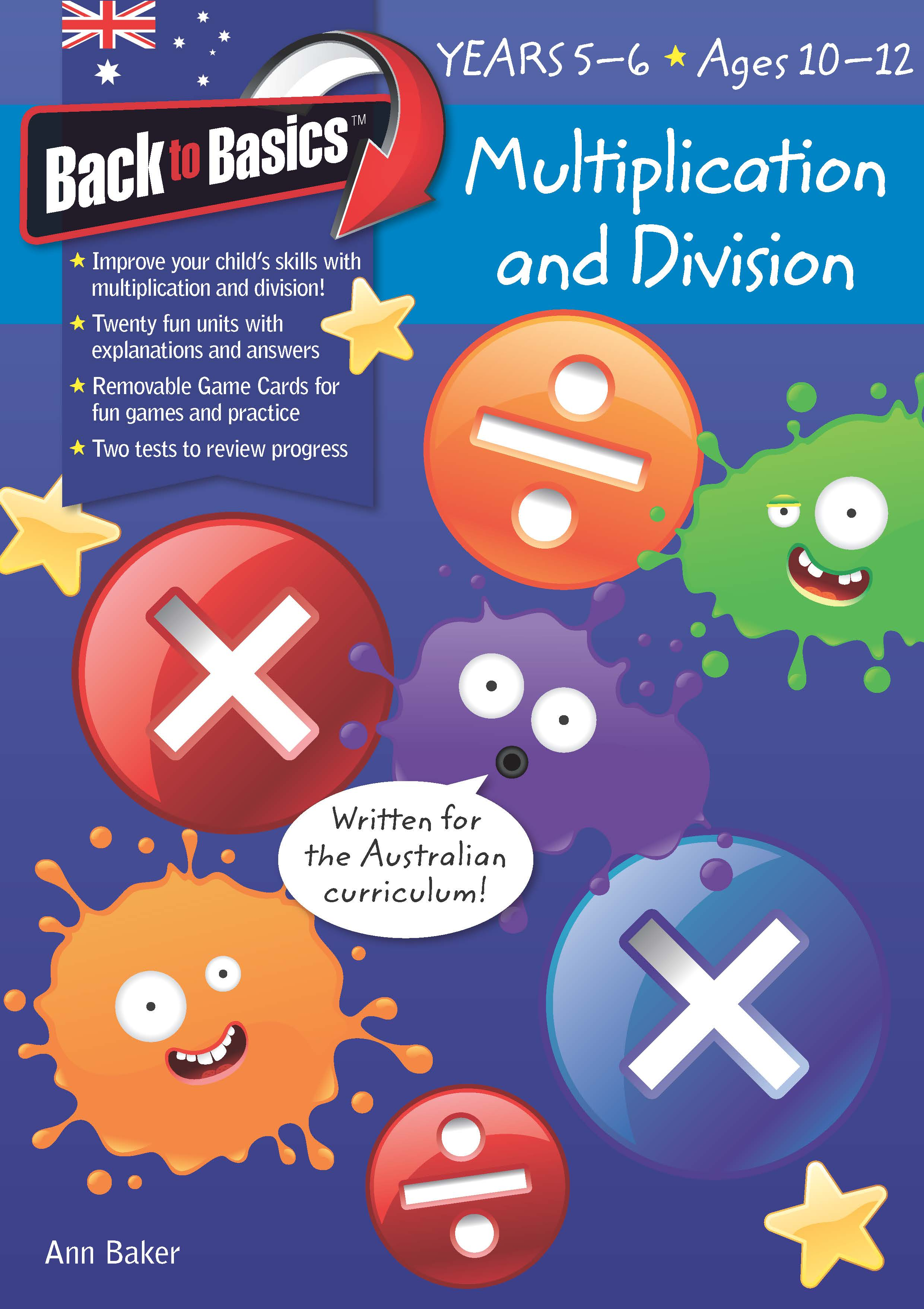 Back to Basics - Multiplication & Division Years 5-6