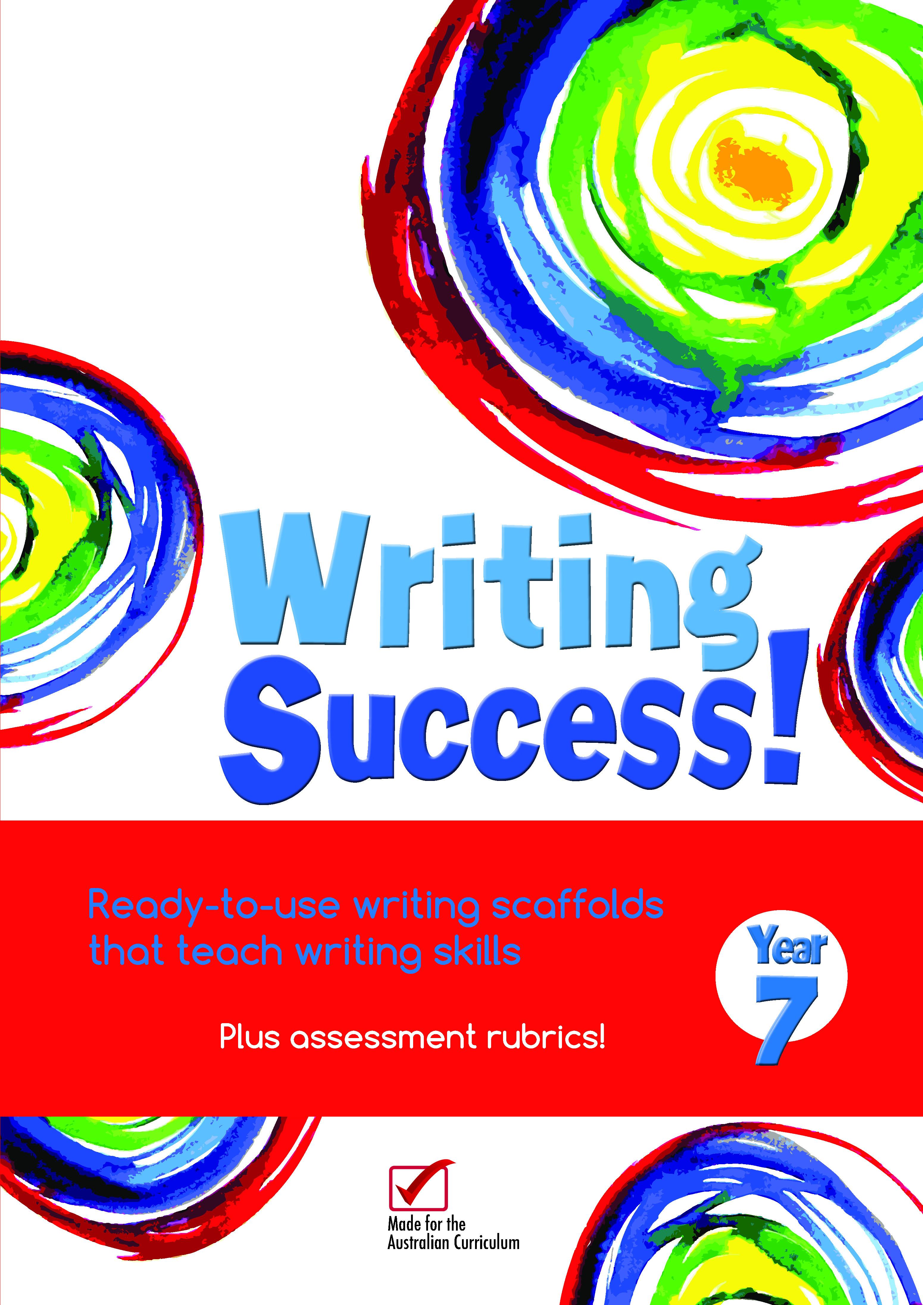 Writing Success! Year 7