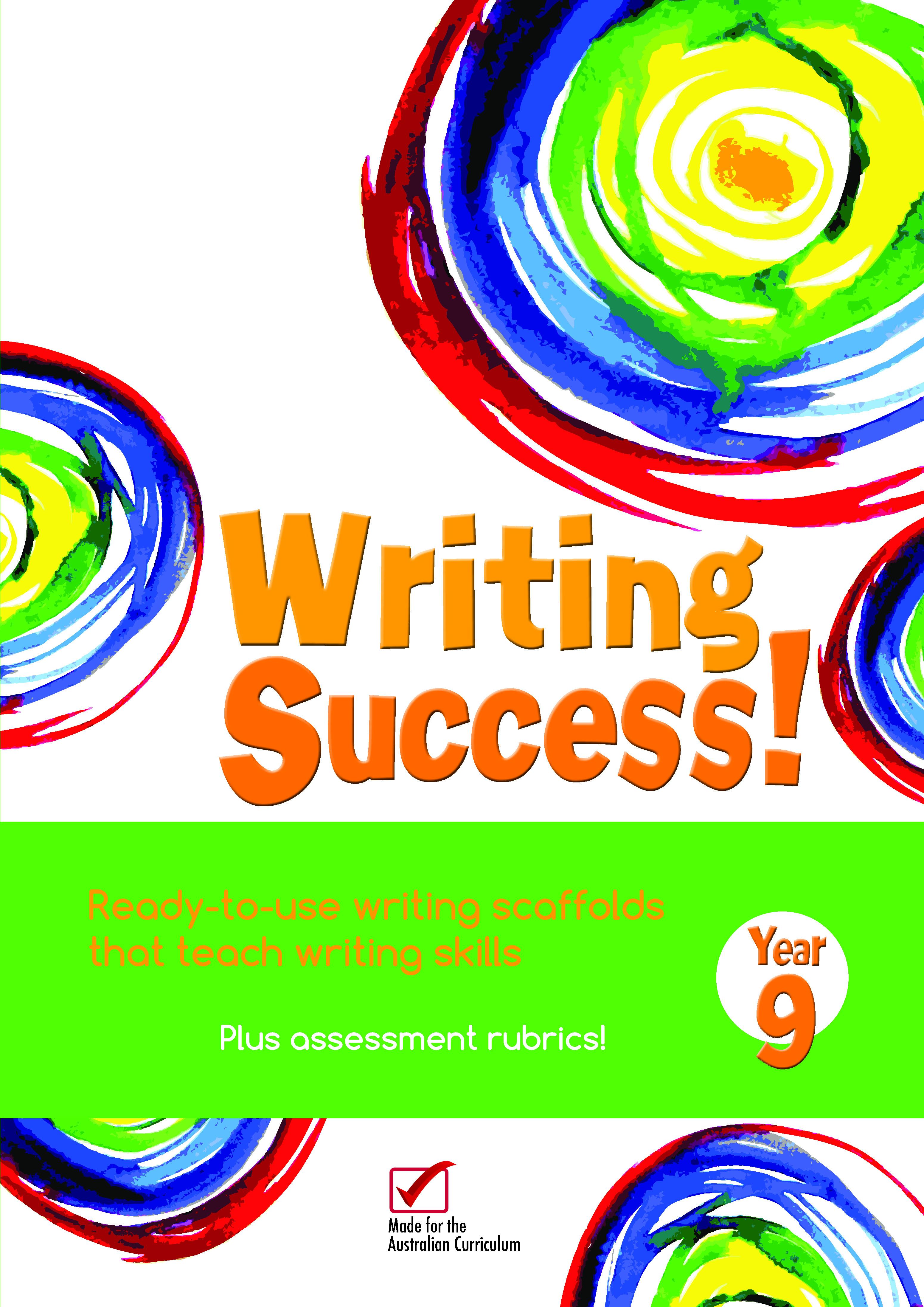 Writing Success! Year 9