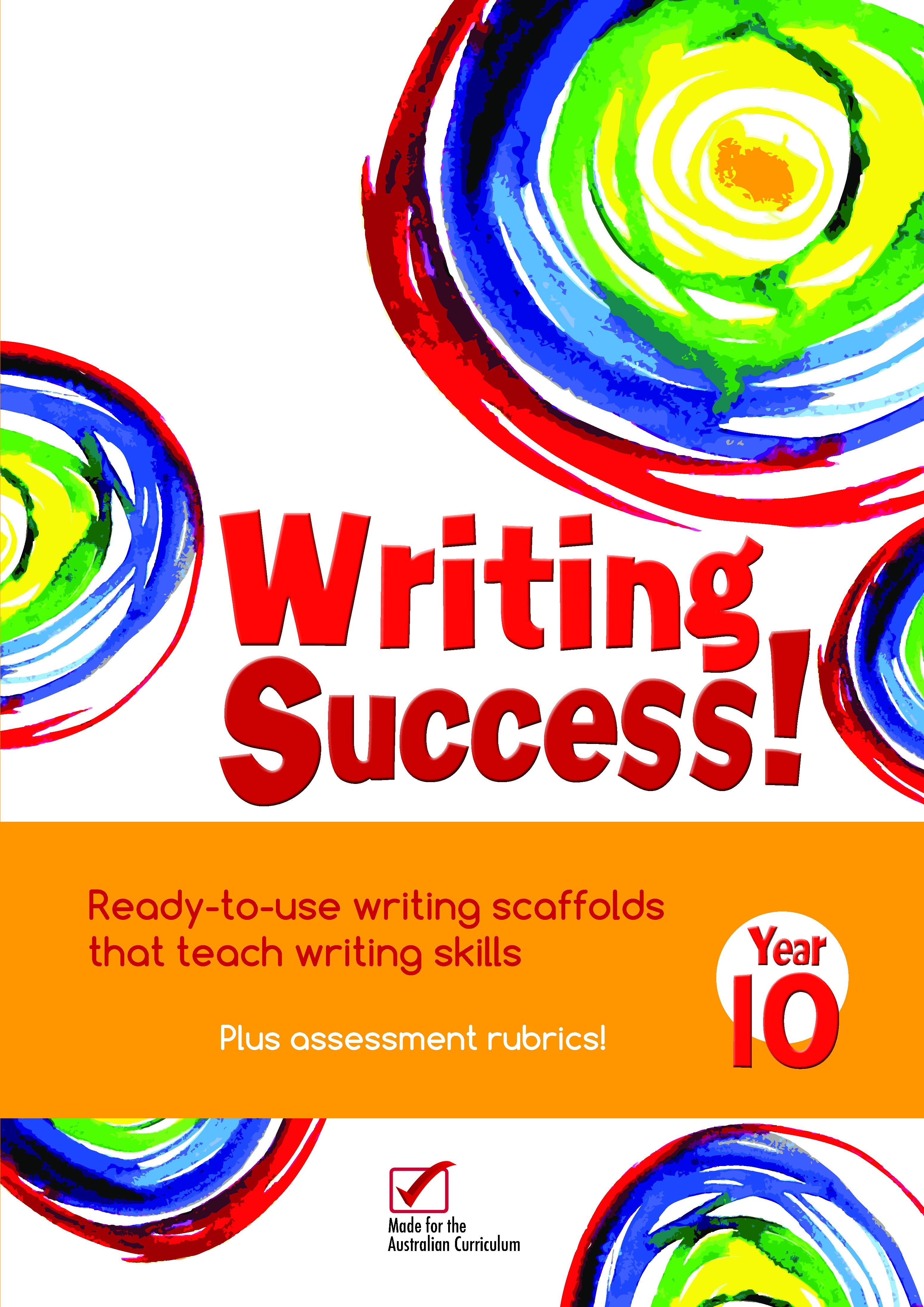 Writing Success! Year 10