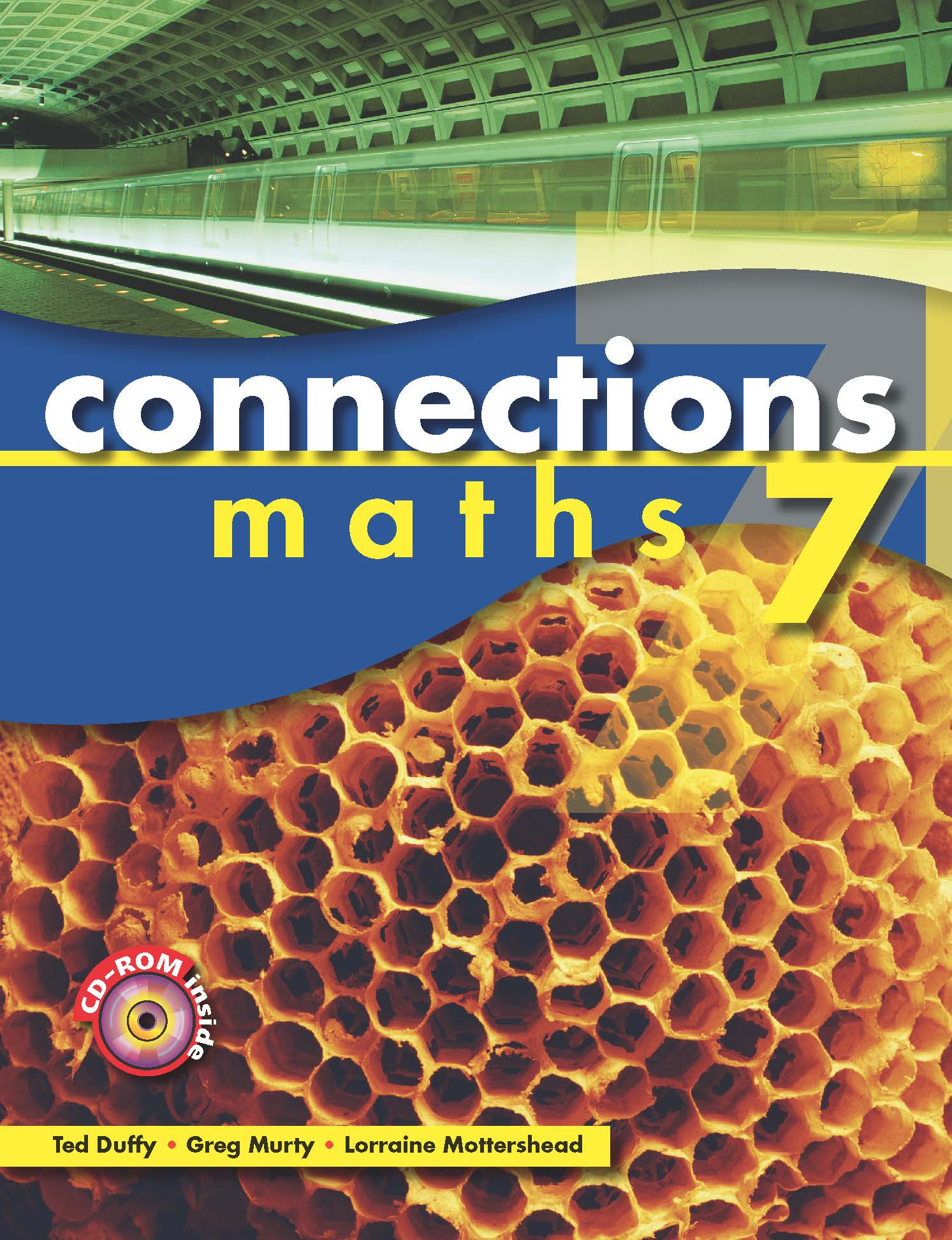Pascal Press Connections Maths 7 Year 7