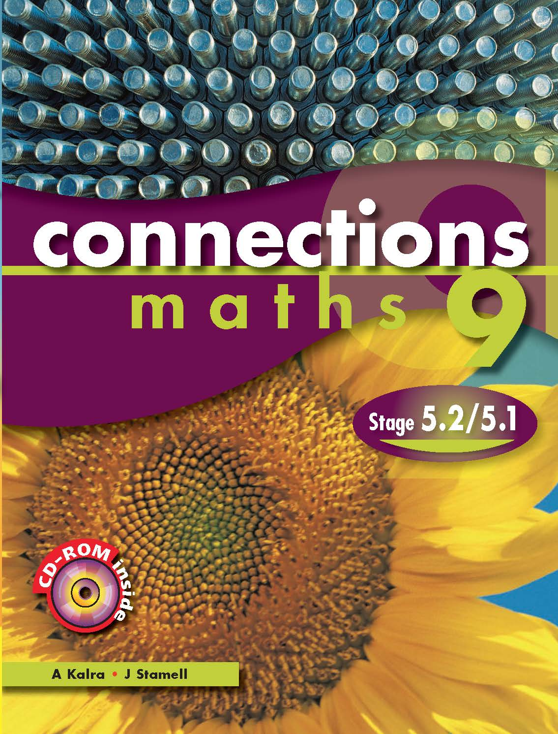 Pascal Press Connections Maths 9 Stage 5.2/5.1 Year 9