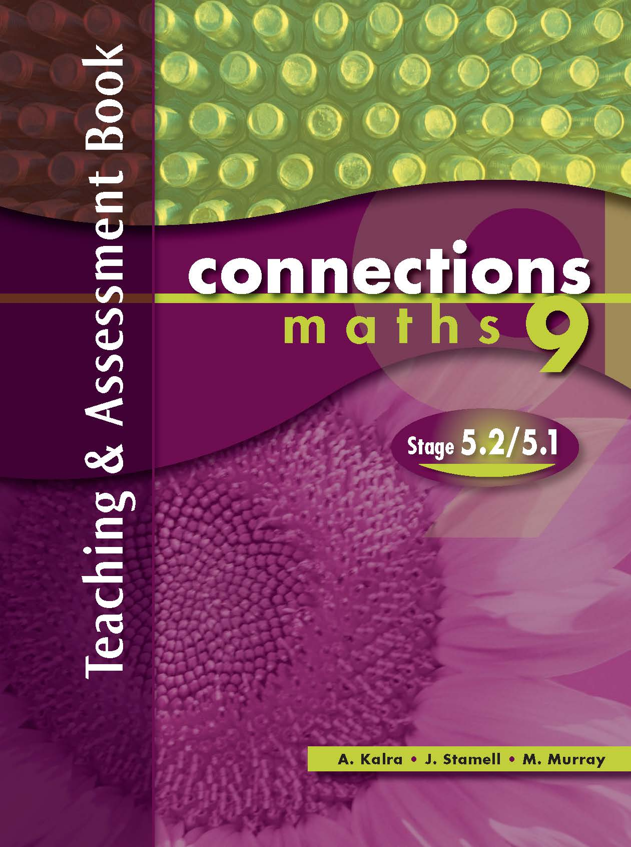 Pascal Press Connections Maths 9 Stage 5.2/5.1 Teaching & Assessment book Year 9